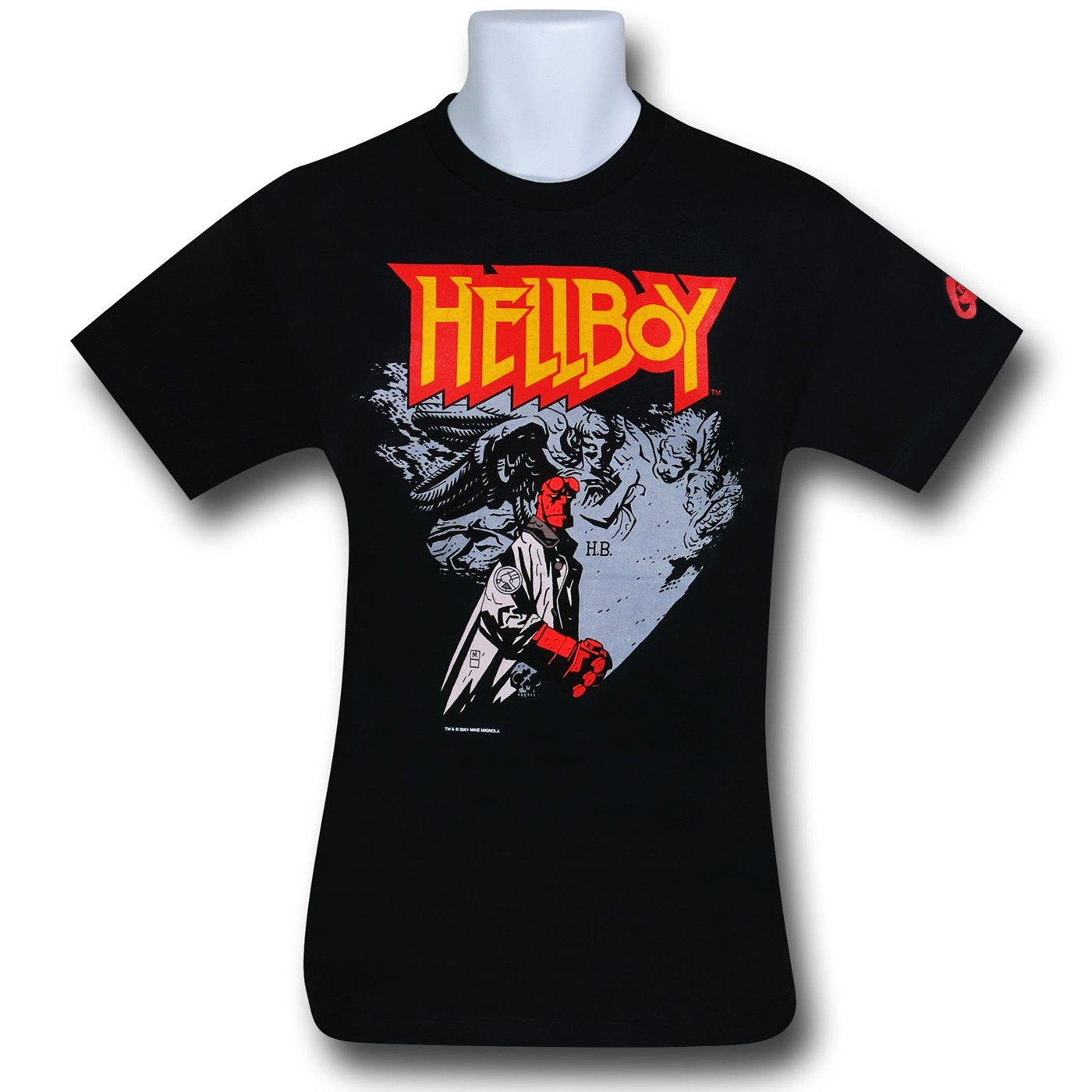 Hellboy II T-Shirt