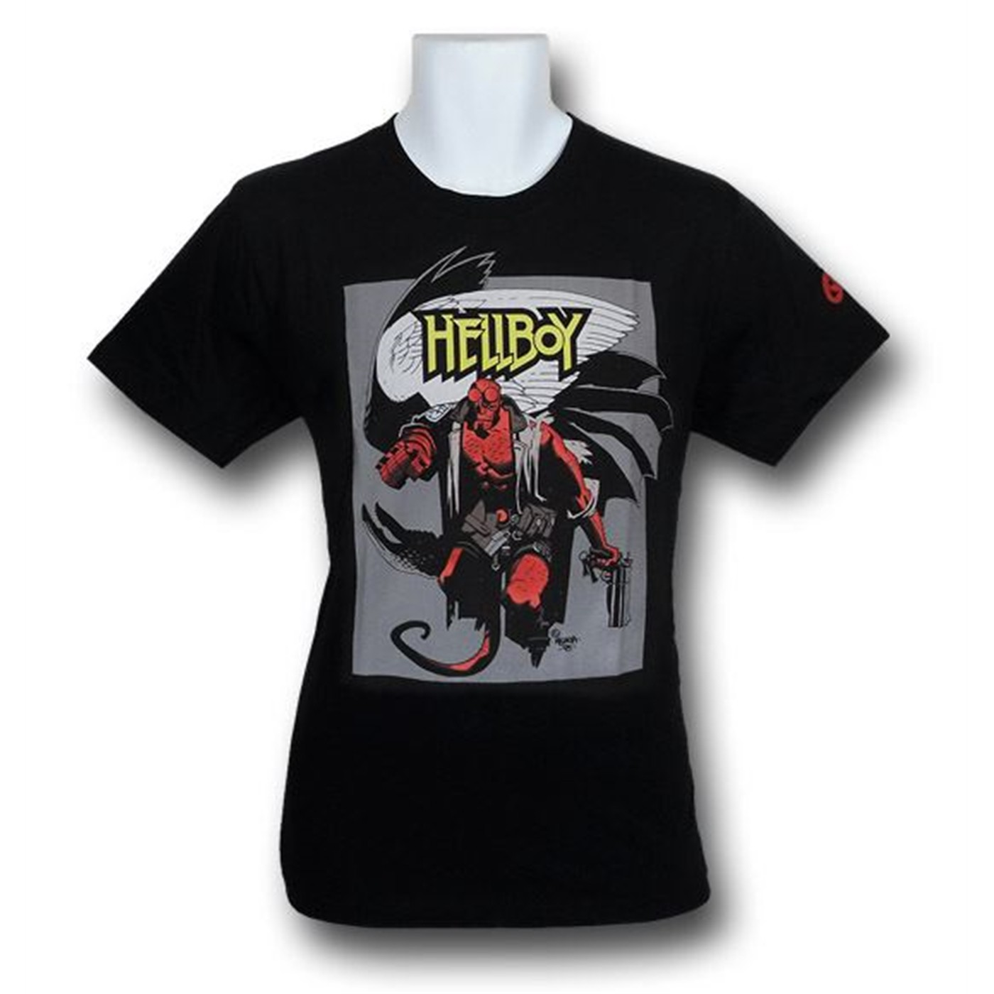 Hellboy T-Shirt By Mike Mignola T-Shirt