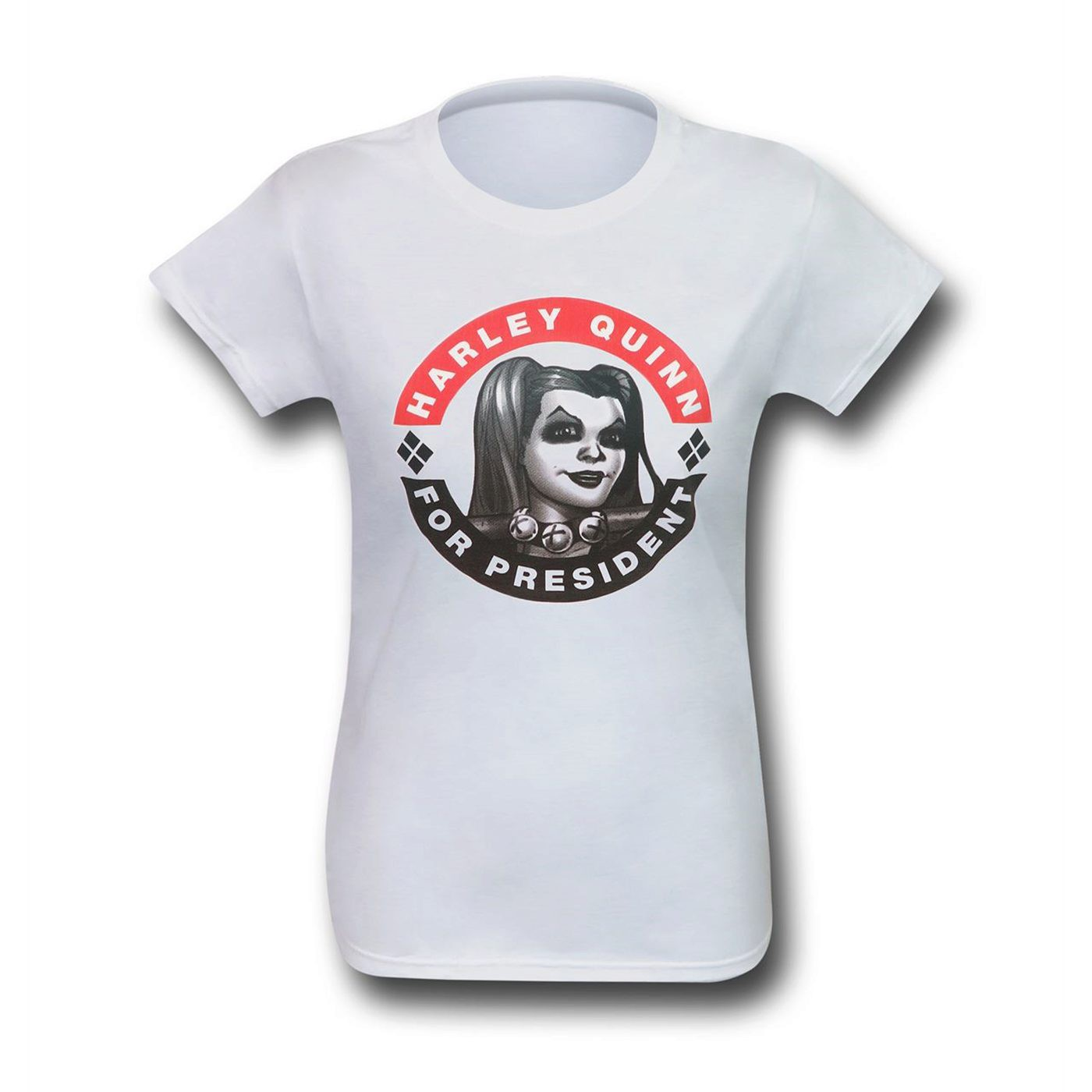 Harley Quinn New 52 for President Women's T-Shirt