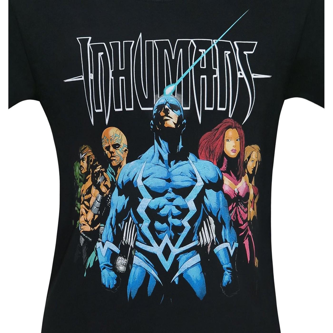 Inhumans #1 Cover Art Men's T-Shirt