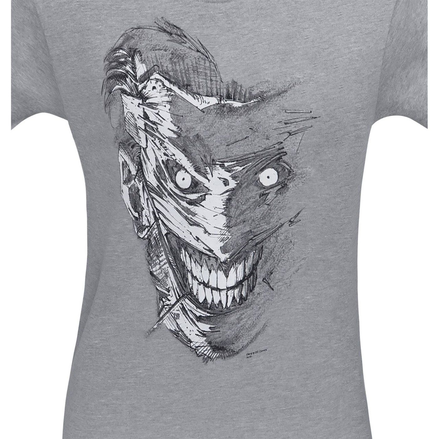 The Joker Crazy Again Men's T-Shirt