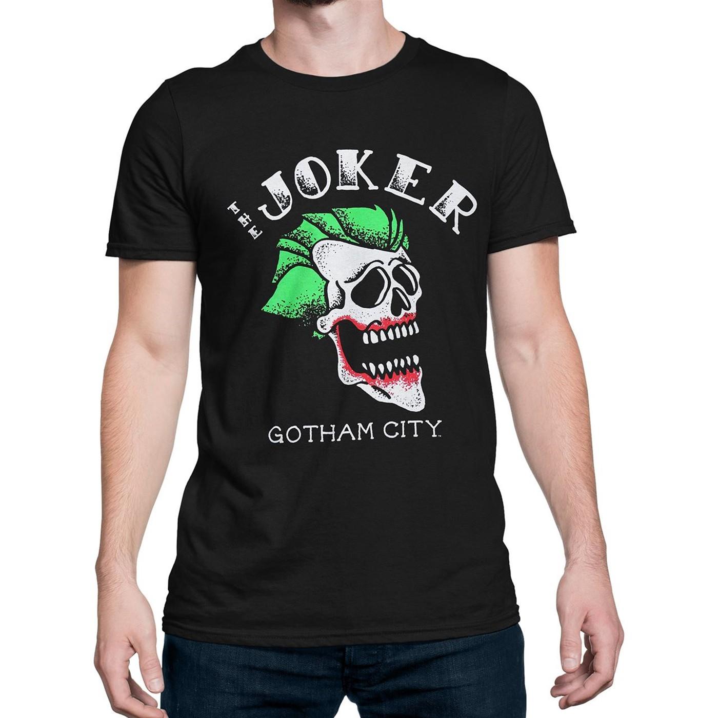 The Joker Gotham City Men's T-Shirt