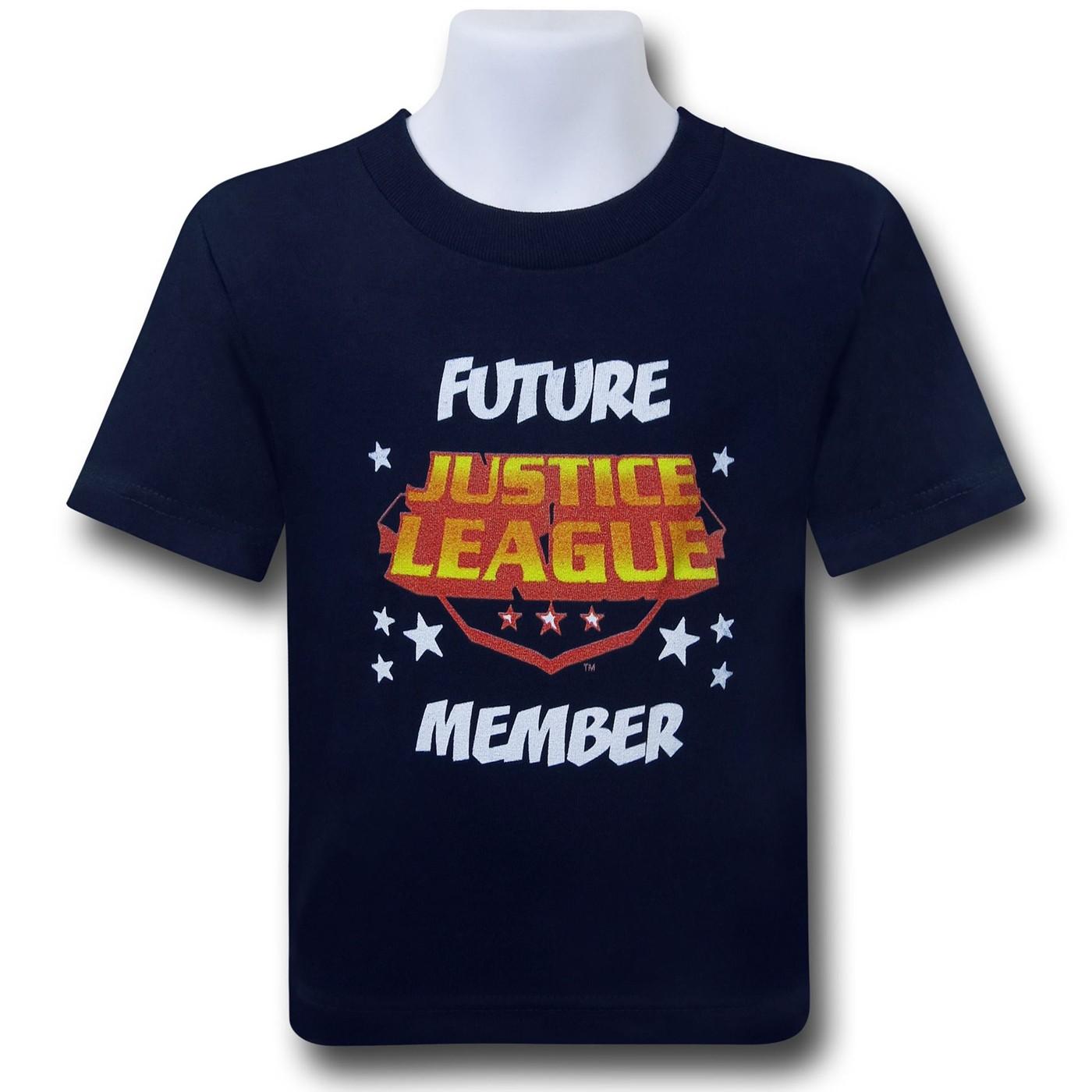 JLA Future Member Kids T-Shirt