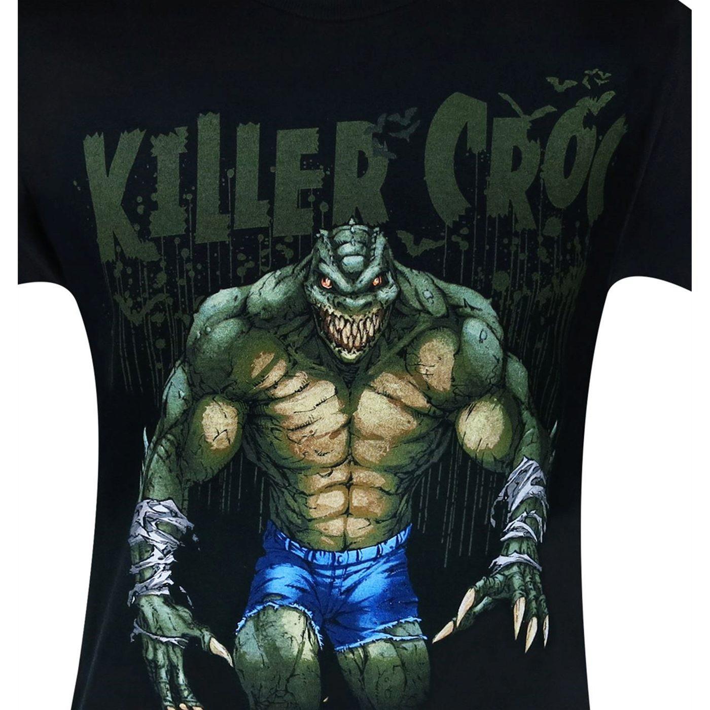 Killer Croc Men's T-Shirt