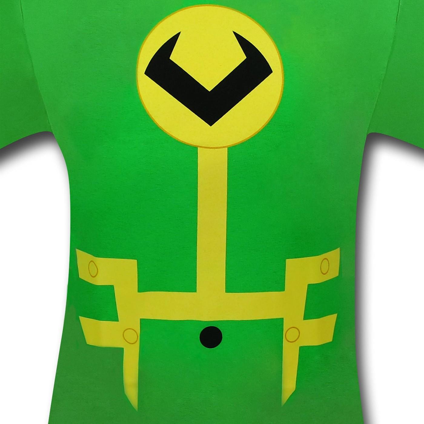 Kid Loki Costume 30 Single T-Shirt