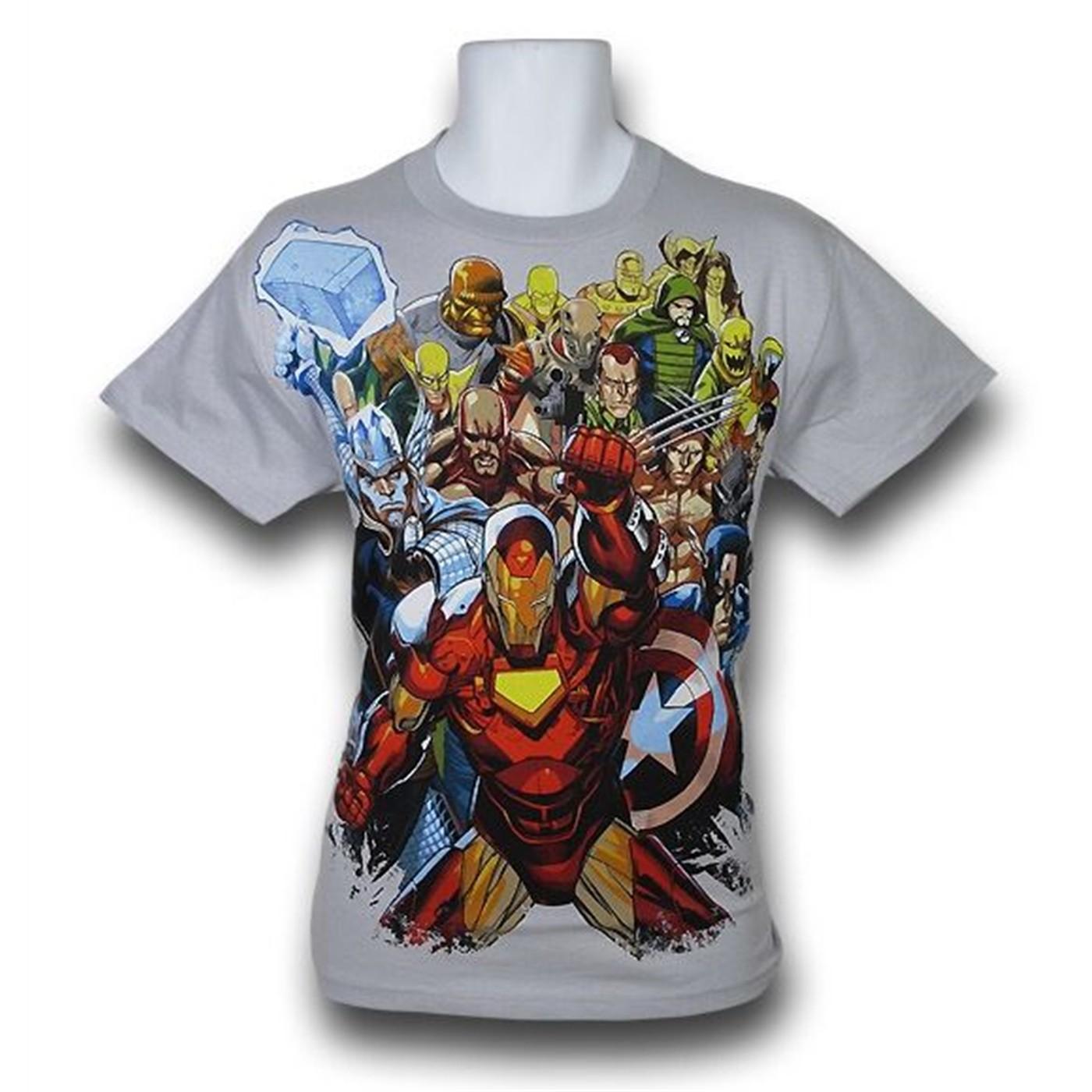 Marvel Secret Invasion Finale T-Shirt