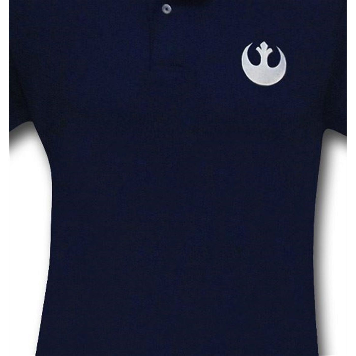 Star Wars Rebel Symbol Navy Polo Shirt