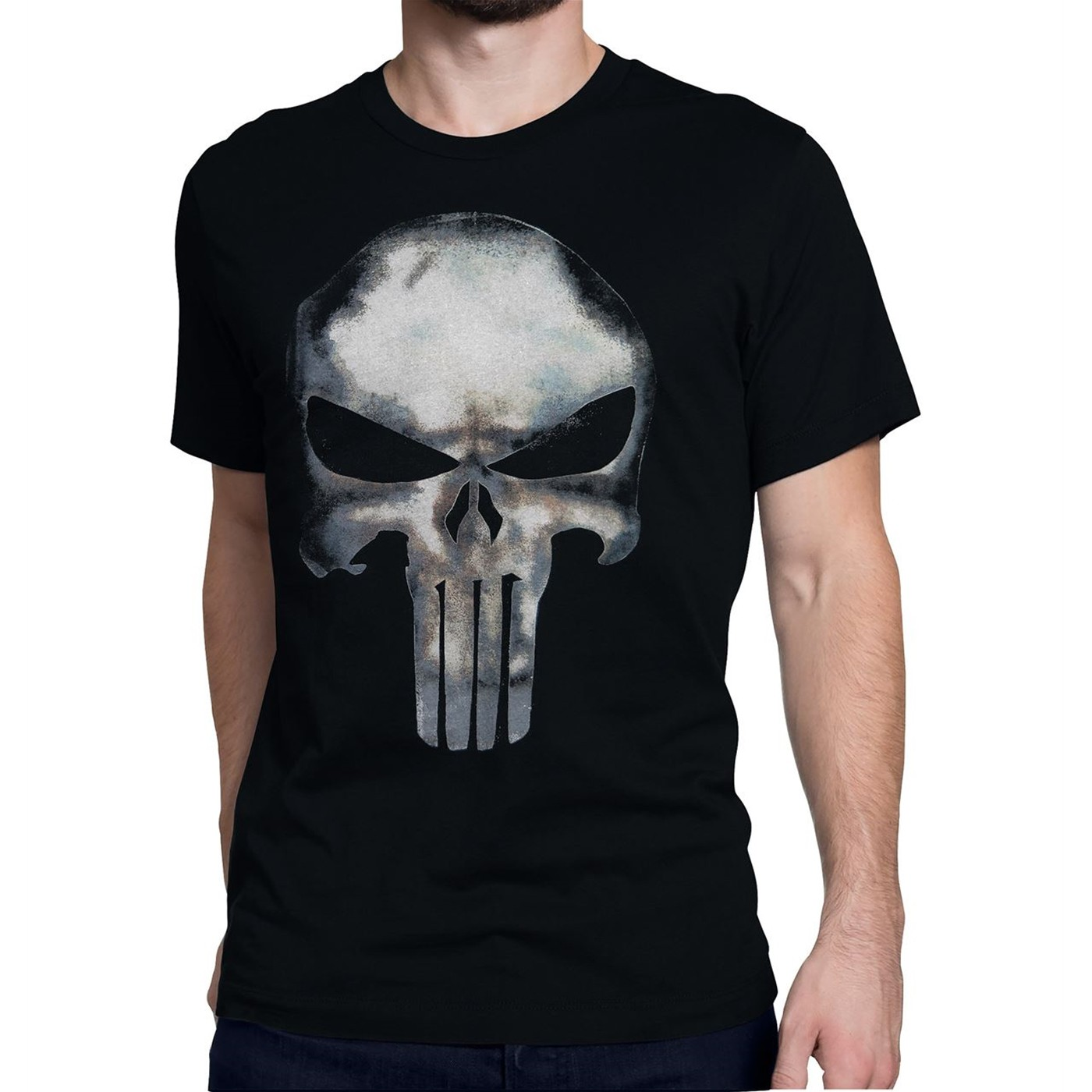 Punisher Movie Skull T-Shirt
