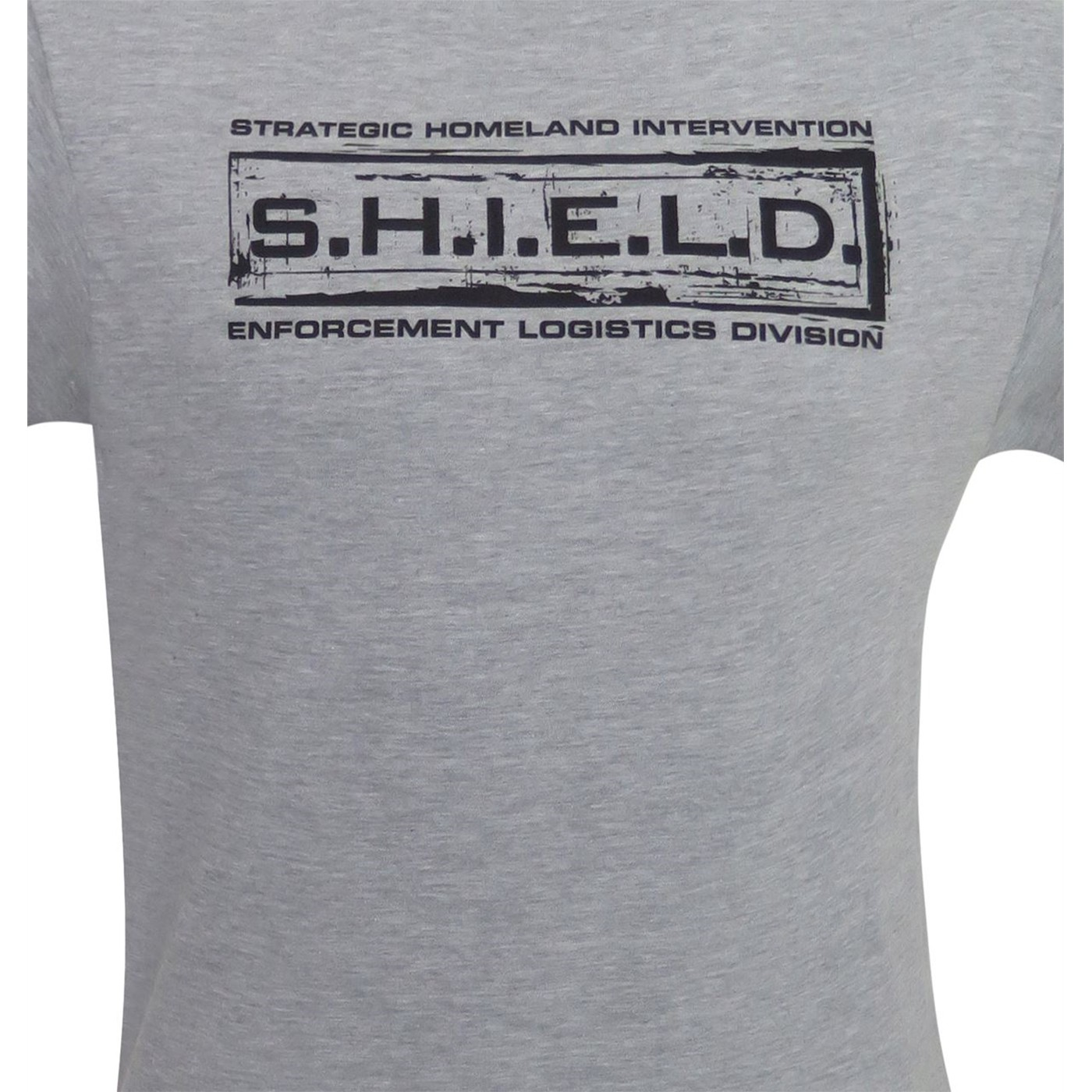 Agents of SHIELD Logo Men's T-Shirt