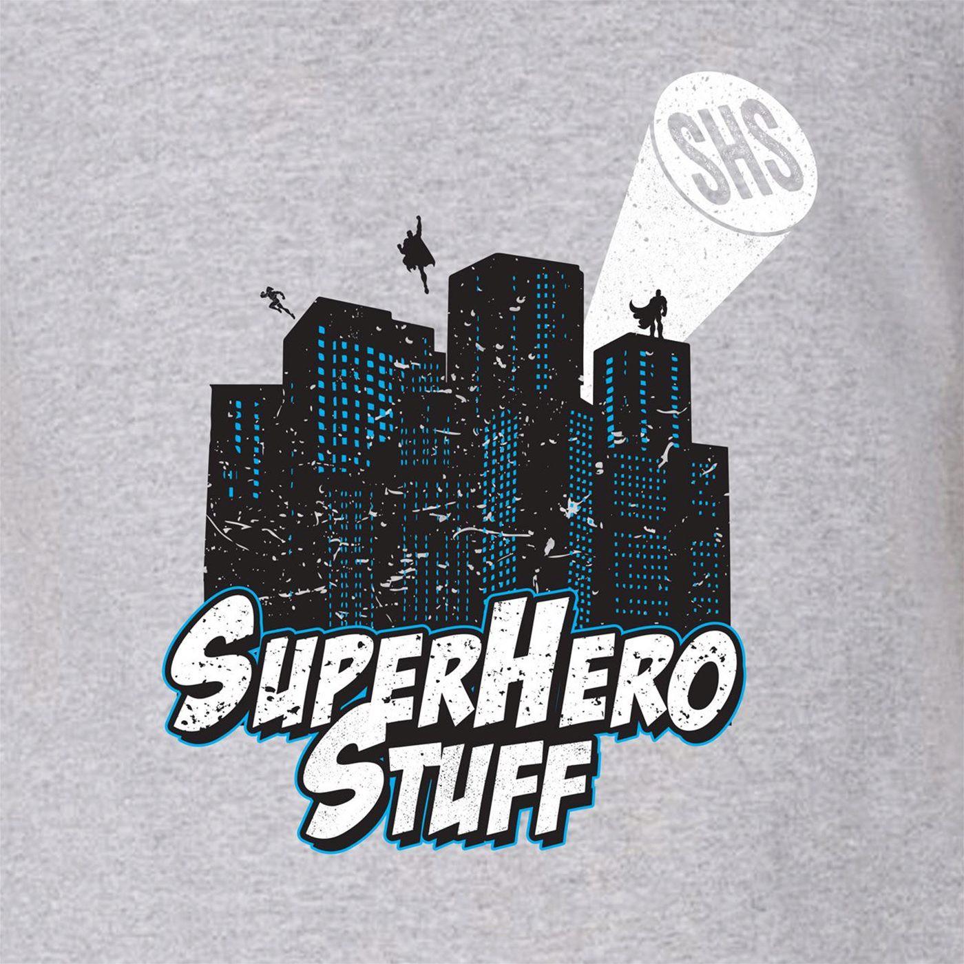 SuperHeroStuff 17th Anniversary Men's T-Shirt