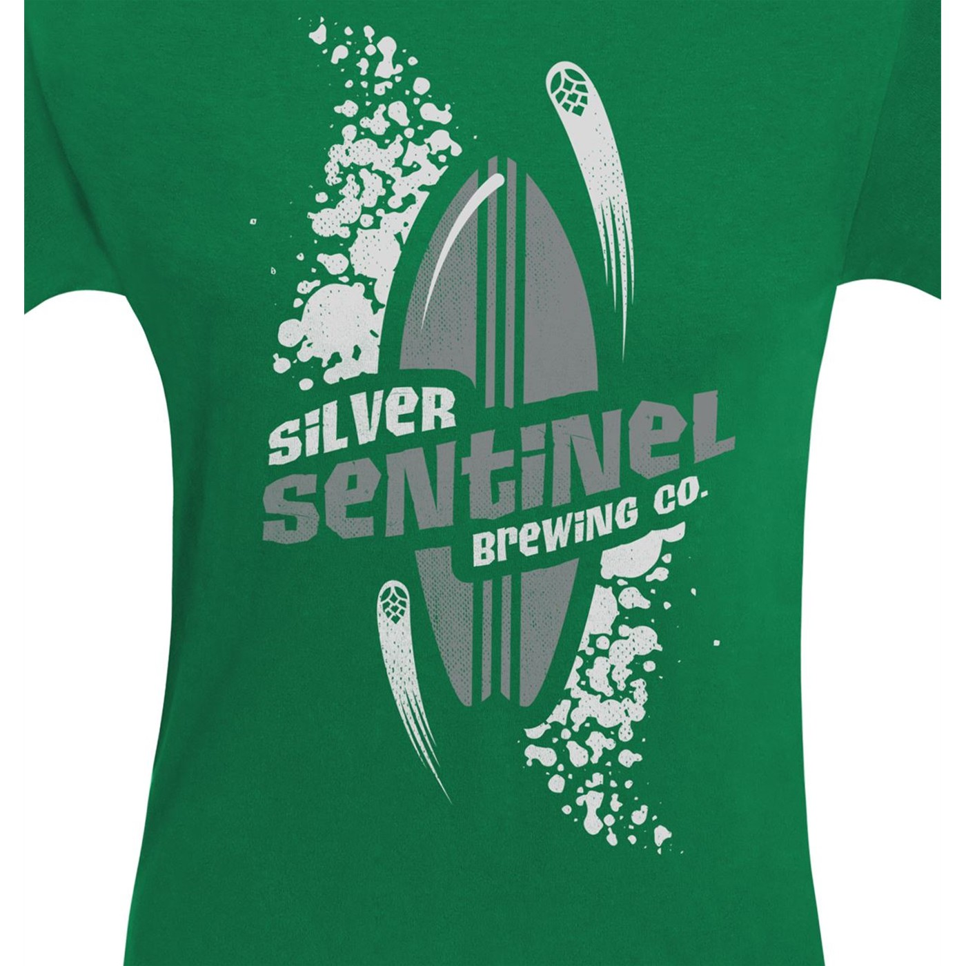Silver Sentinel Brewing Company Men's T-Shirt