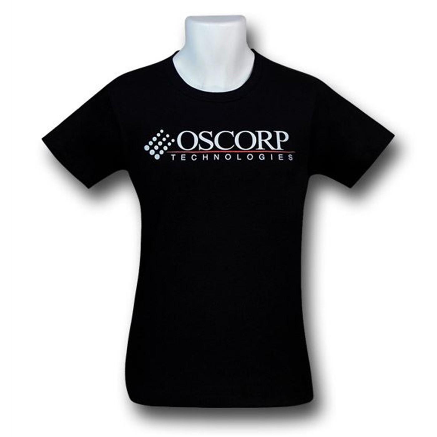 Spiderman Oscorp Tech 30 Single T-Shirt