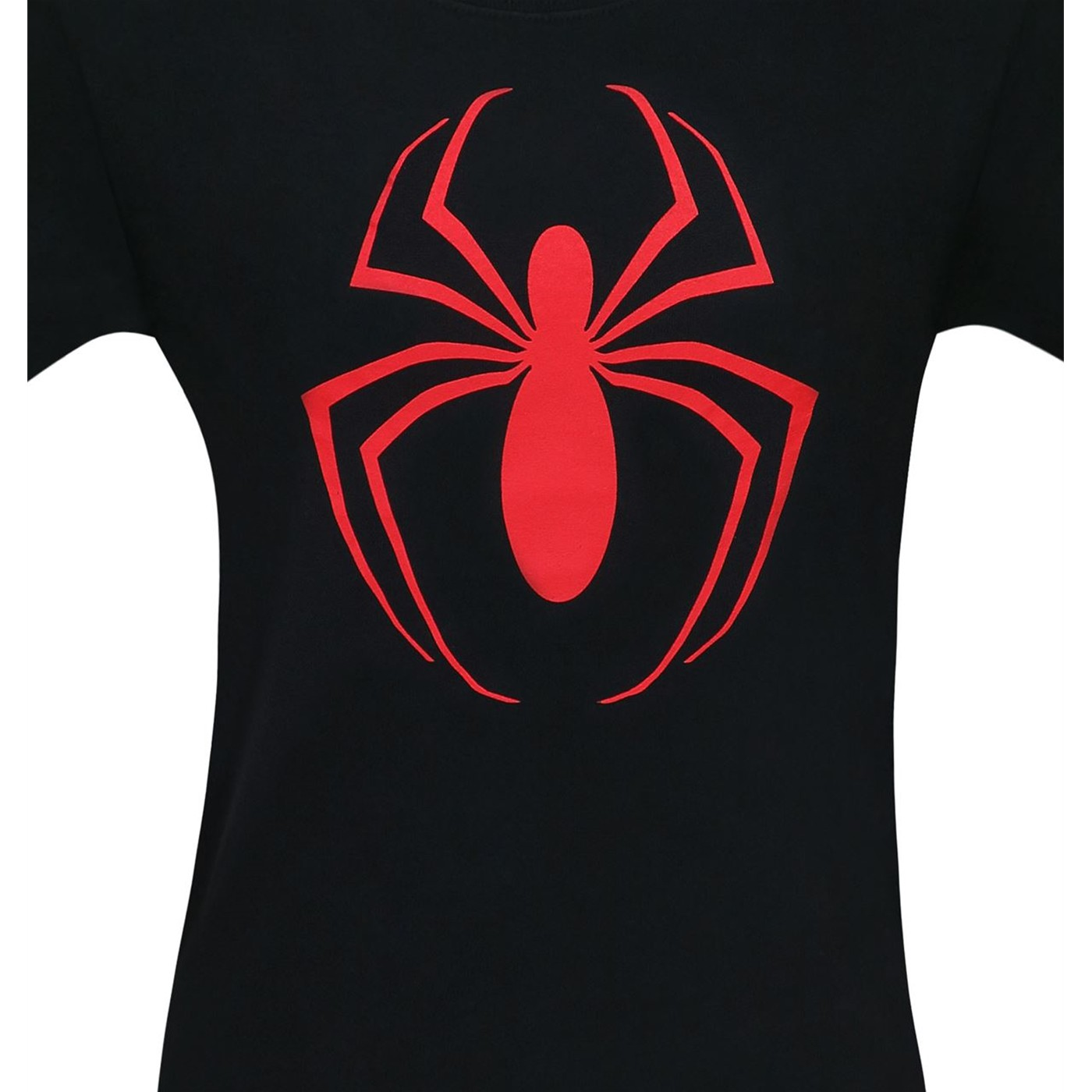 Ultimate Spider-Man Thorax Symbol 30 Single T-Shirt