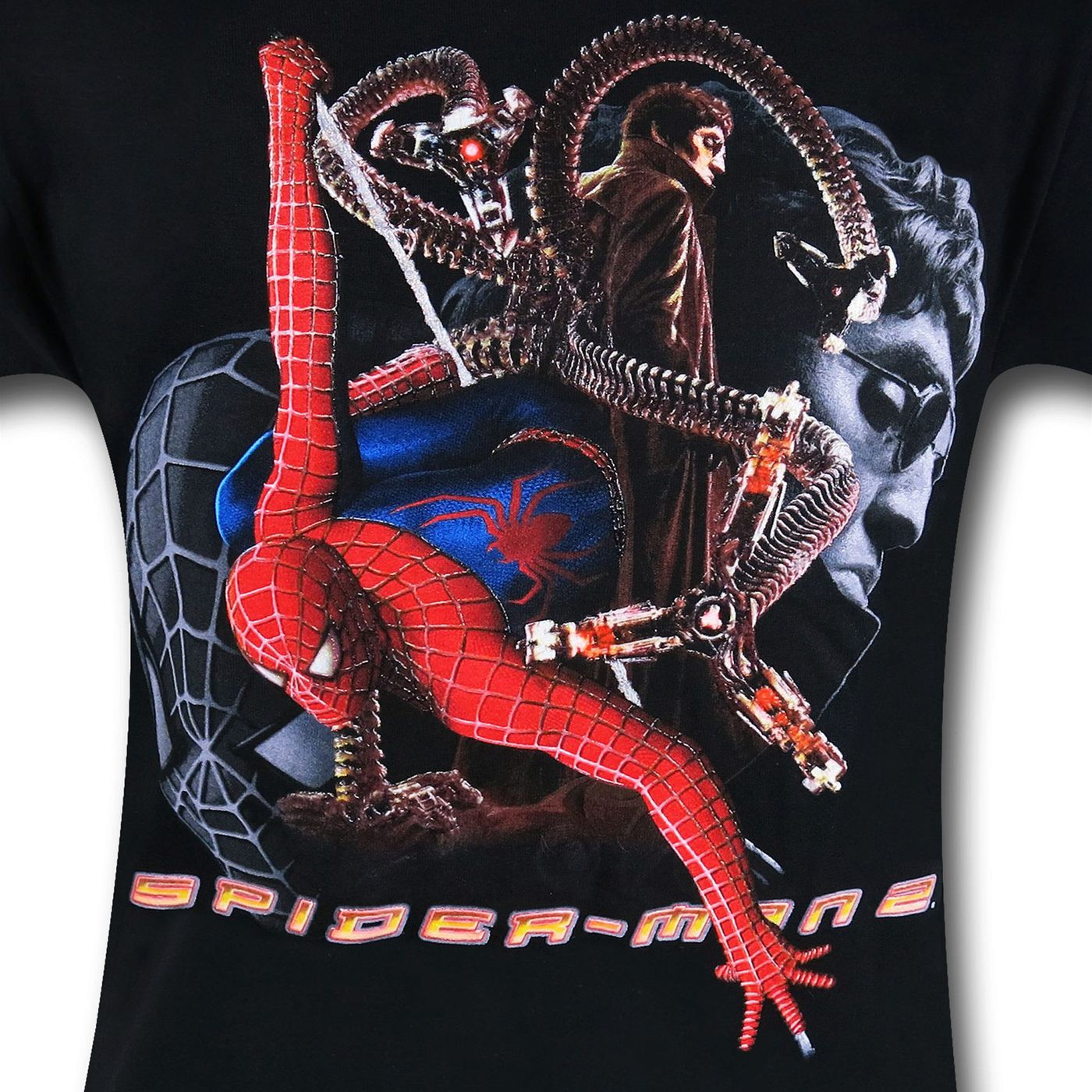 Spider-Man 2 Movie T-Shirt