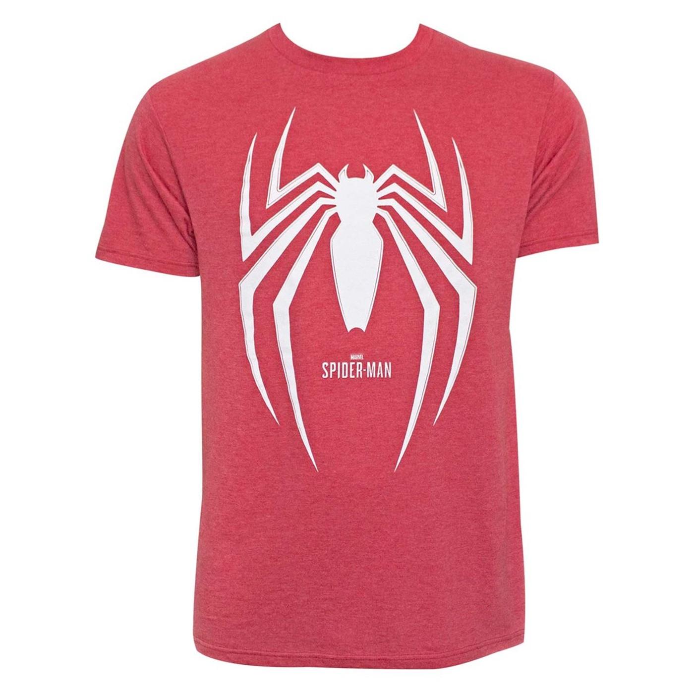 Spider-Man Gamerverse Logo Men's T-Shirt