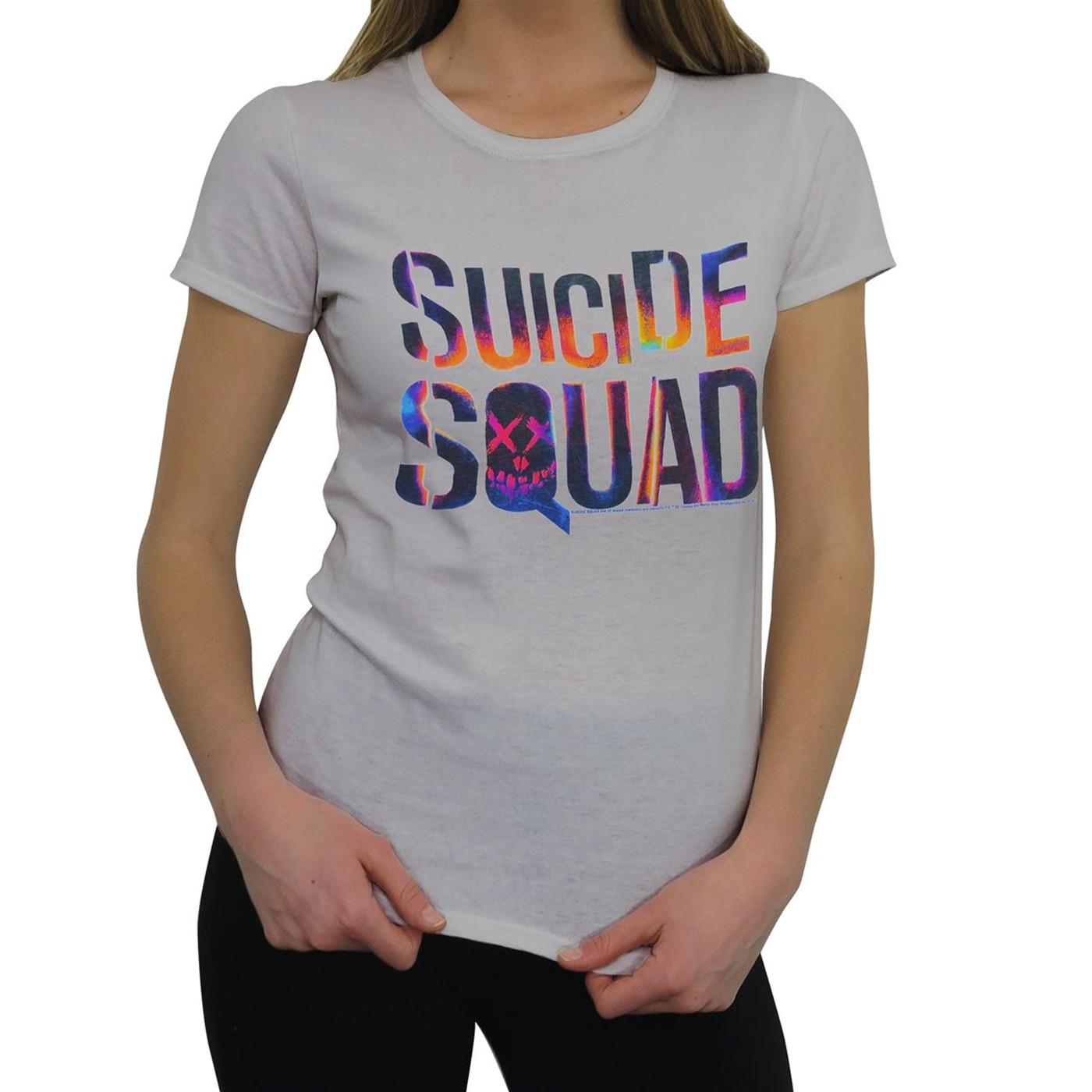 Suicide Squad Logo Women's T-Shirt