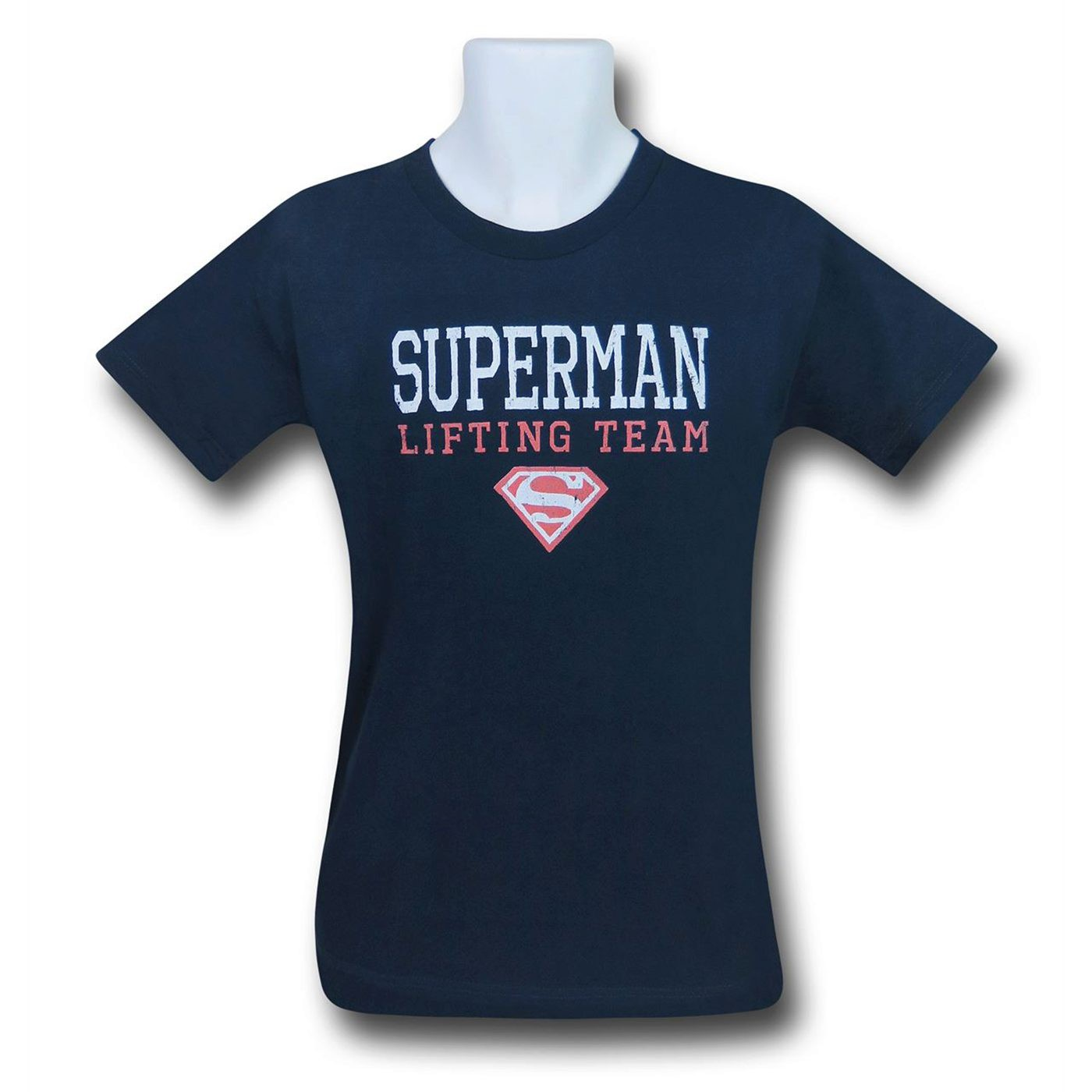 Superman Lifting Team Kids T-Shirts