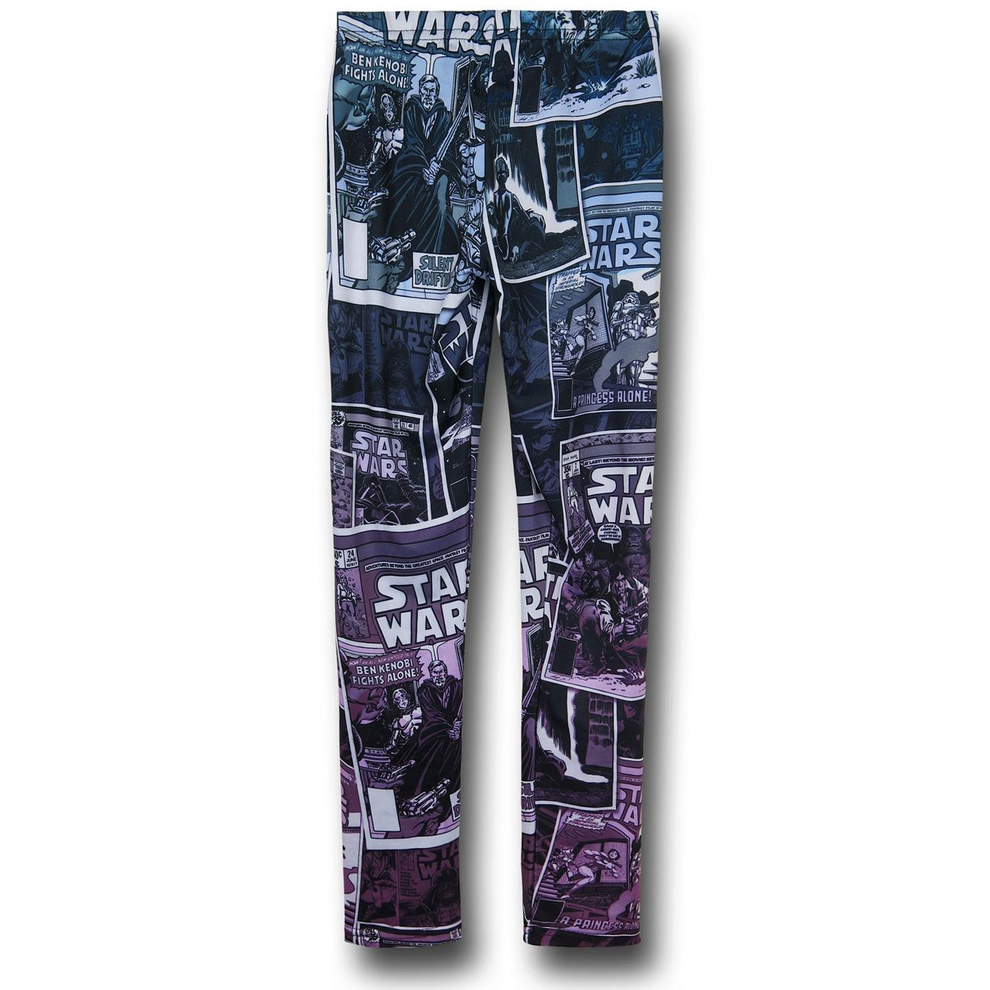 Star Wars Comic Girls Leggings