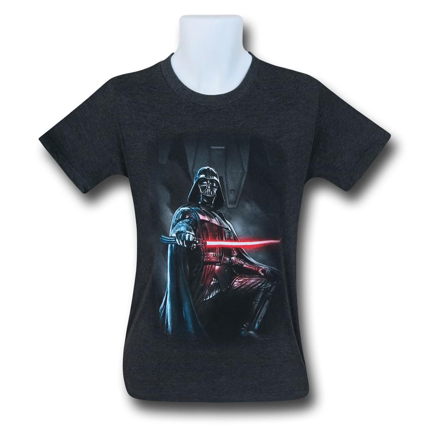 Star Wars Vader Light Piercer Kids T-Shirt