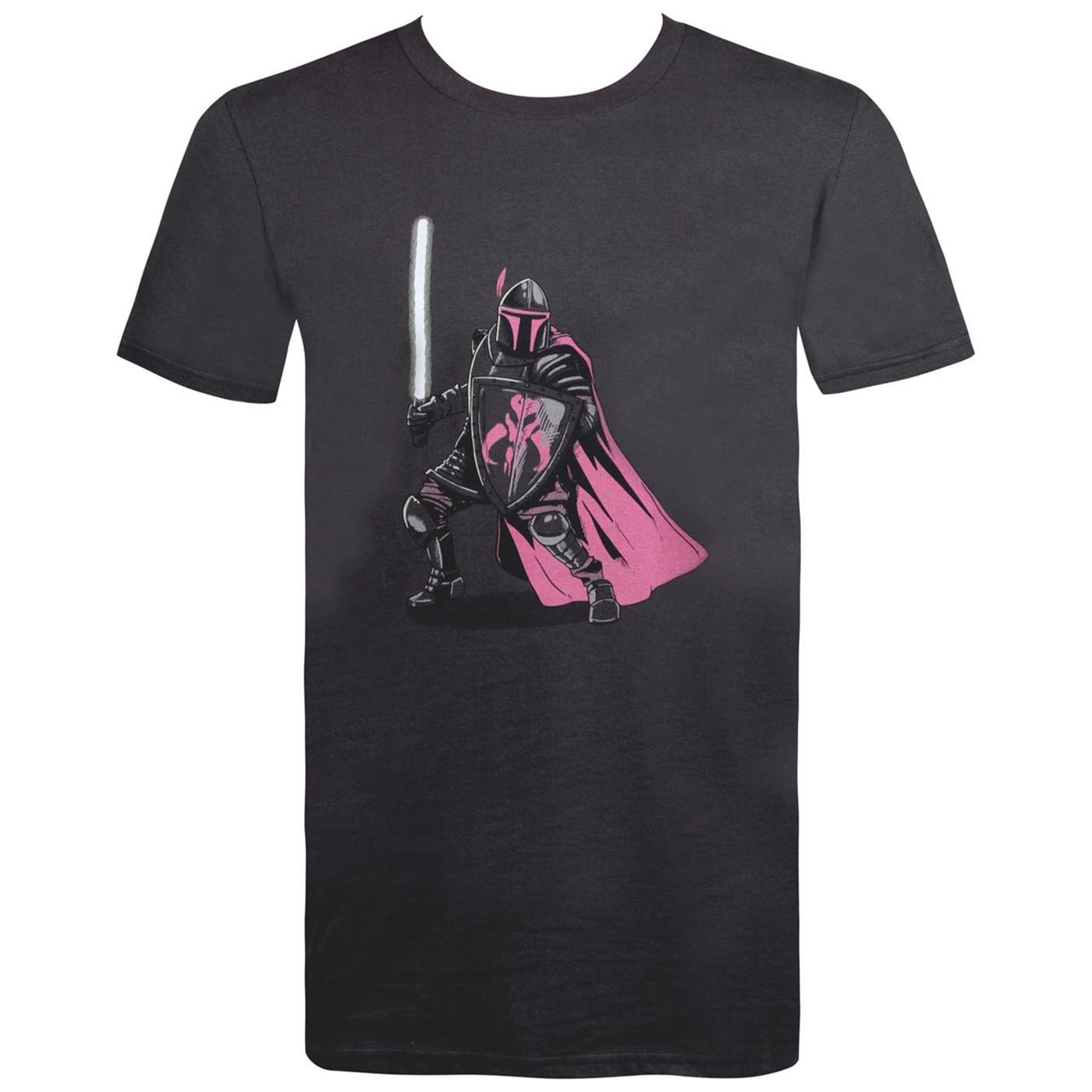 Mandalorian Knight Men's T-Shirt