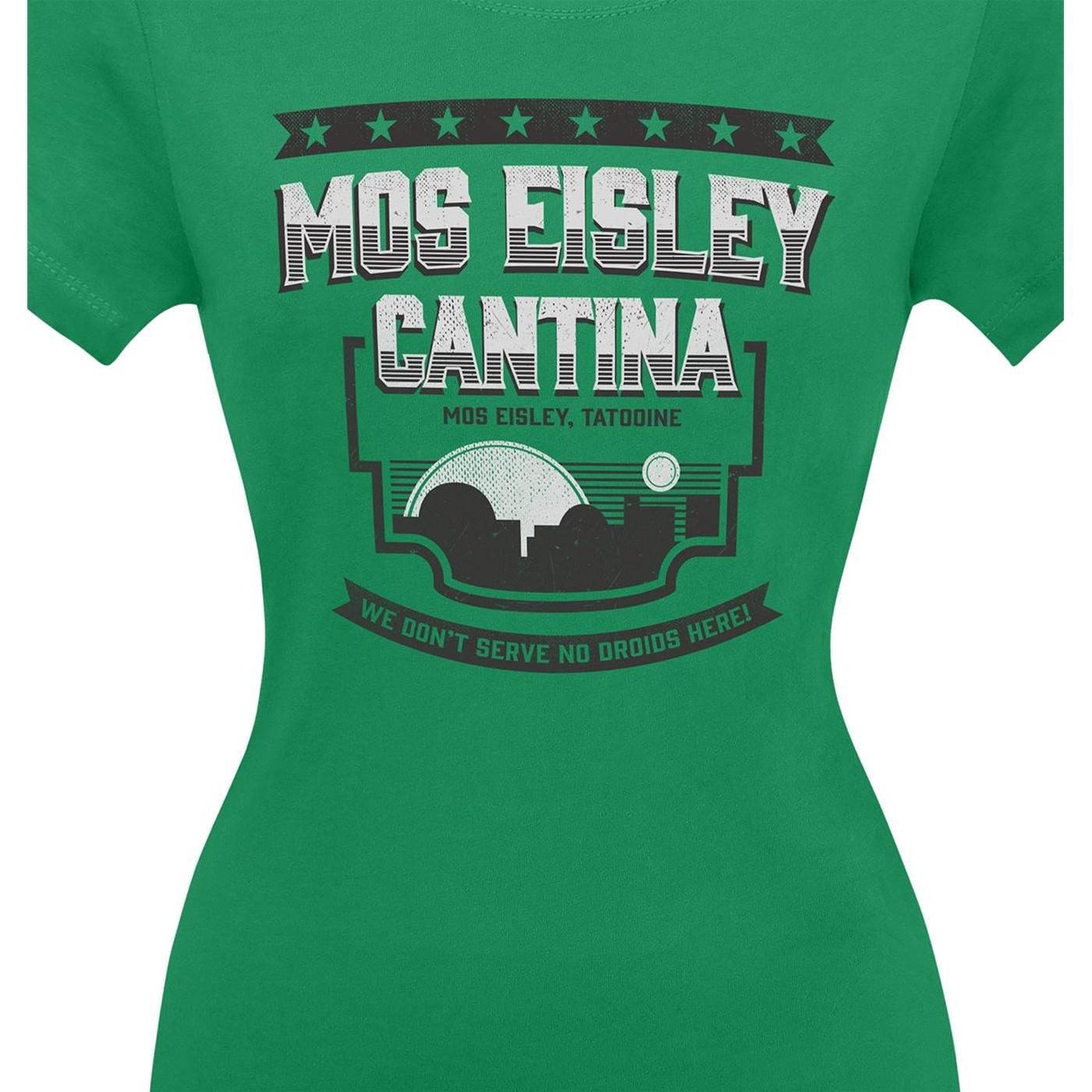 Mos Eisley Cantina Women's T-Shirt