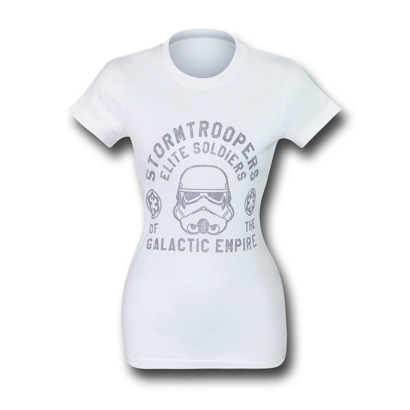 Star Wars Rogue One Elite Troopers Women's T-Shirt