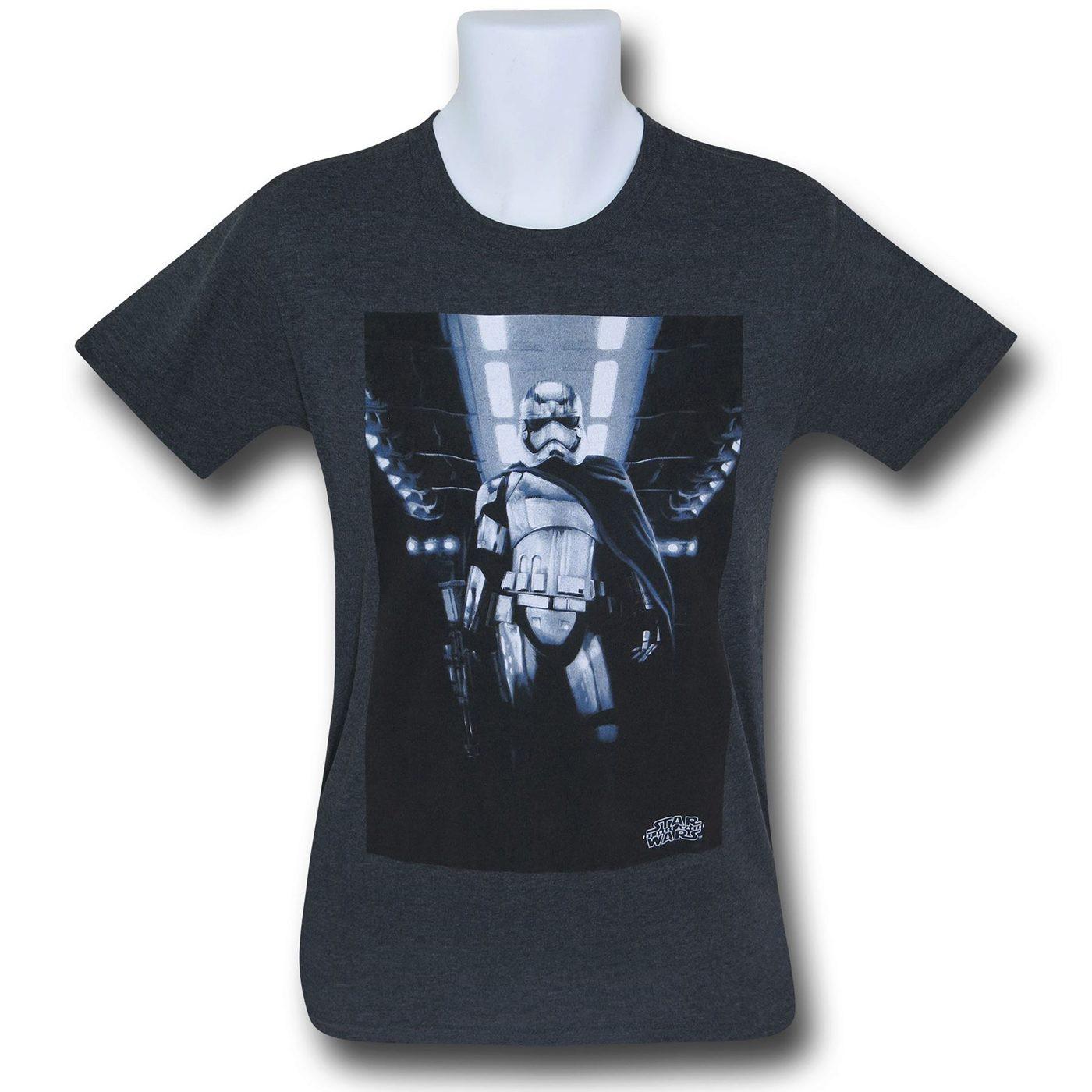 Star Wars Force Awakens Captain Phasma T-Shirt