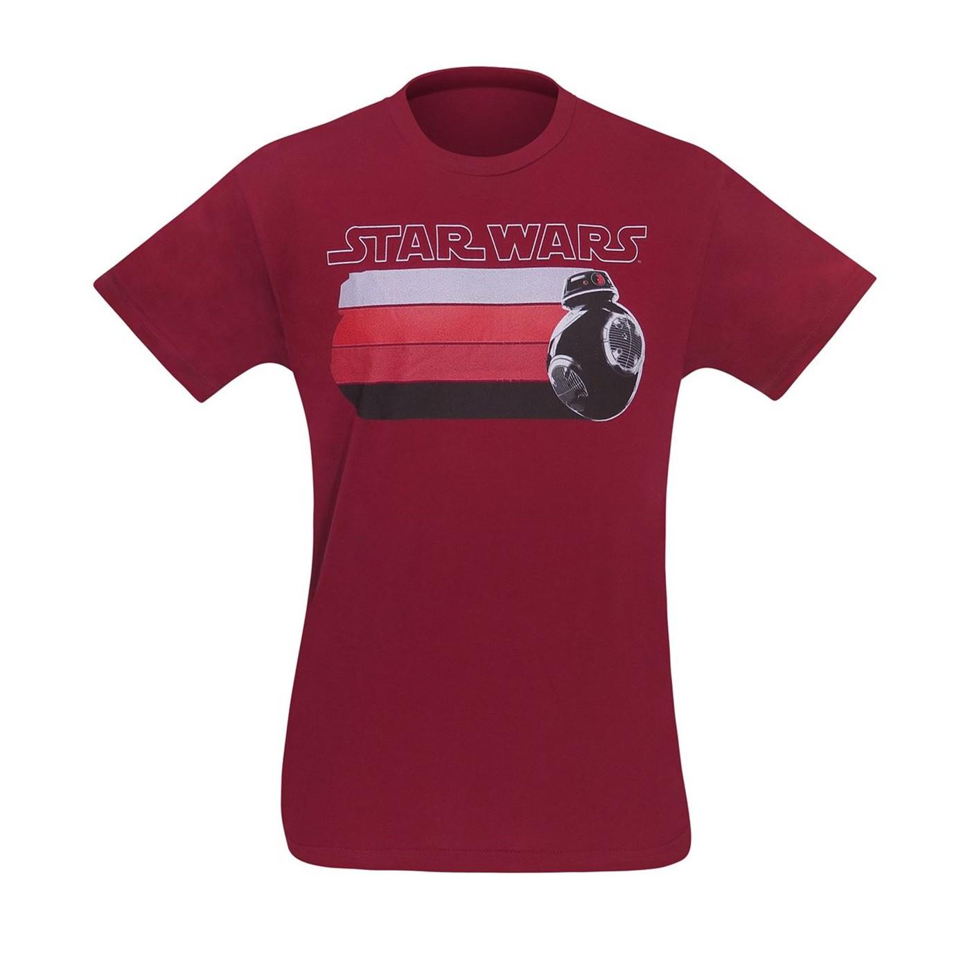 Star Wars The Last Jedi BB-9E Men's T-Shirt