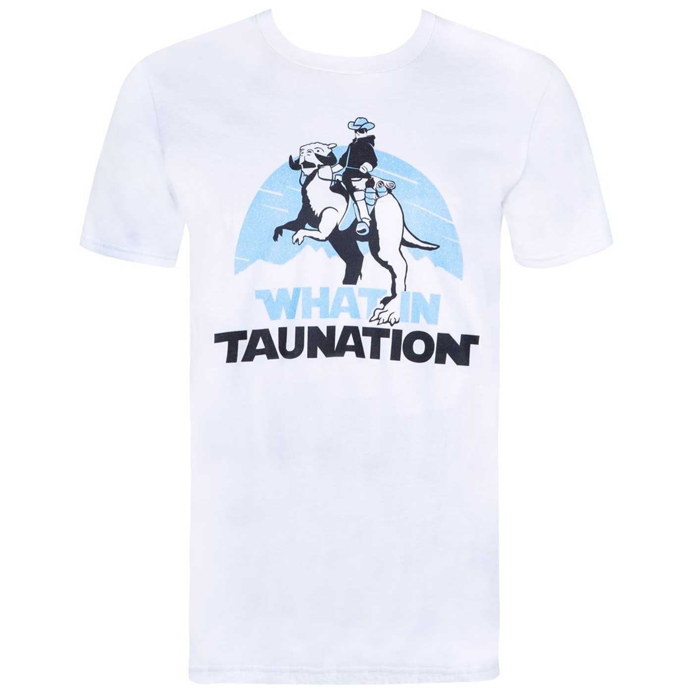 What in Taunation Men's T-Shirt