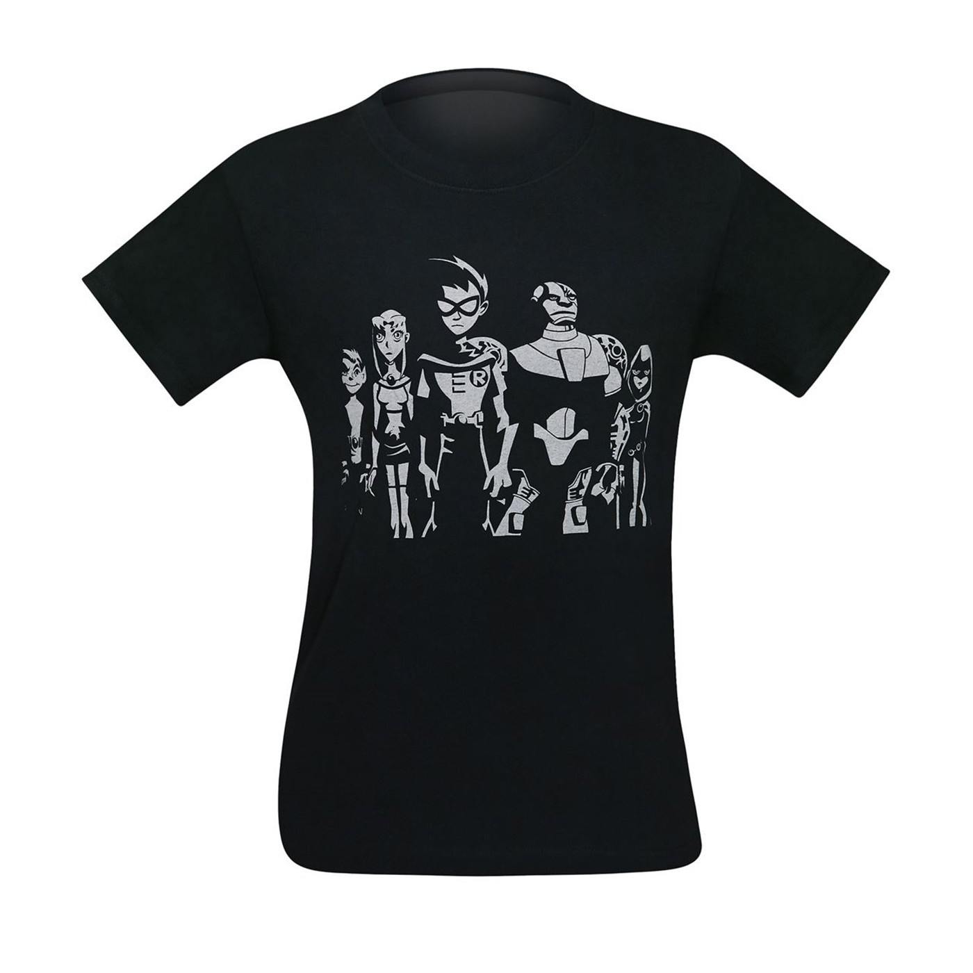 Teen Titans Out of the Darkness T-Shirt