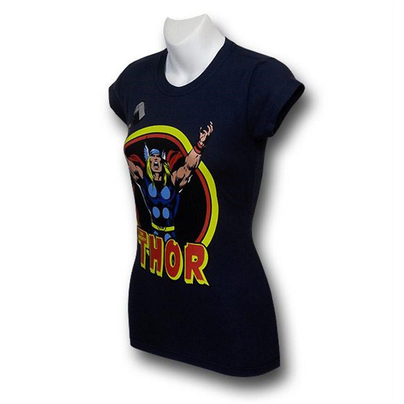 Thor Arms Raised Women's T-Shirt
