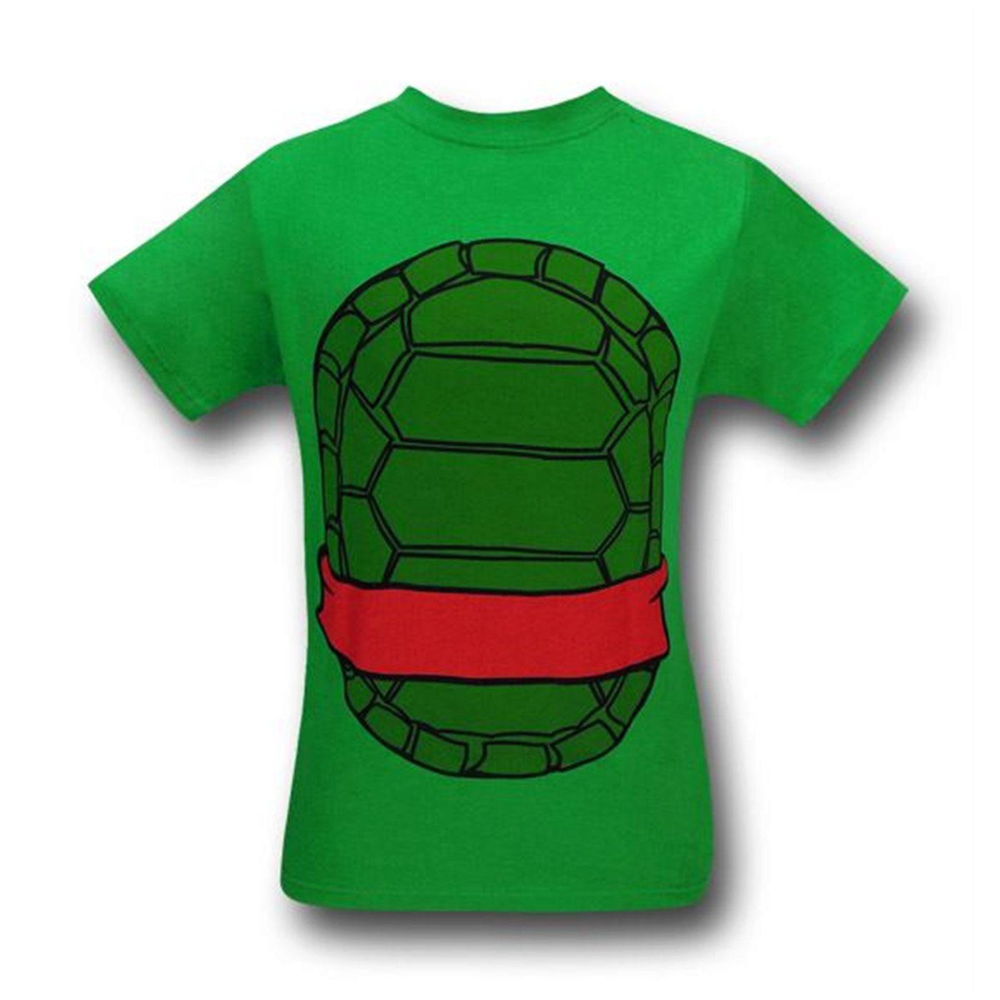 TMNT Raphael Costume T-Shirt