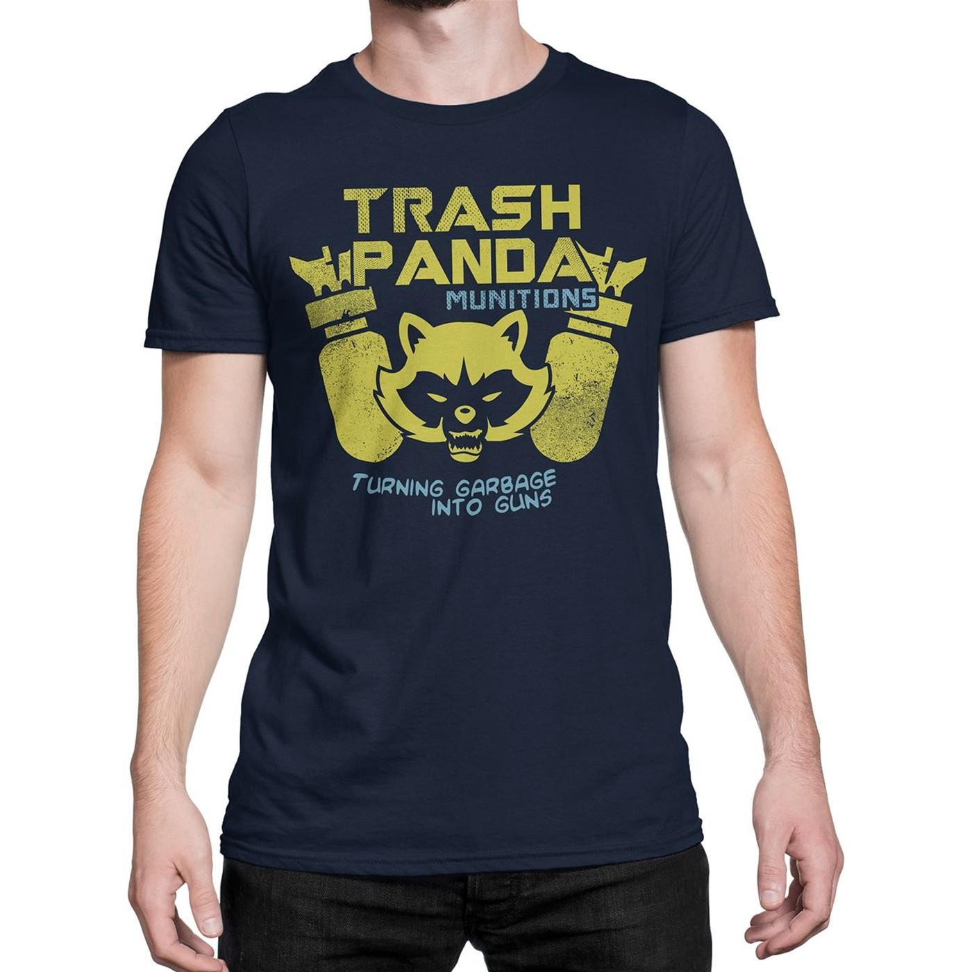 Trash Panda Munitions Men's T-Shirt
