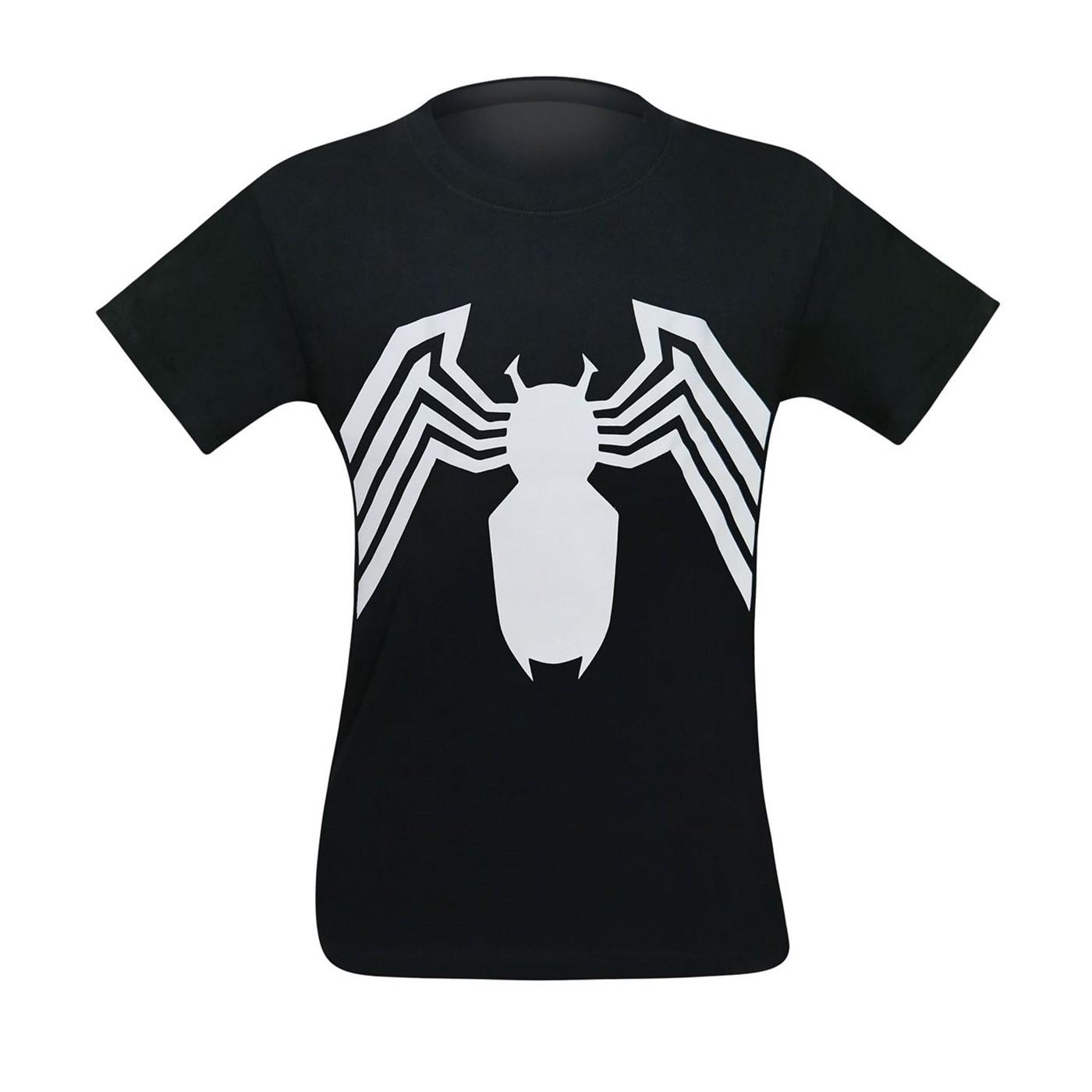 Spider-Man Venom Short Sleeve T-Shirt