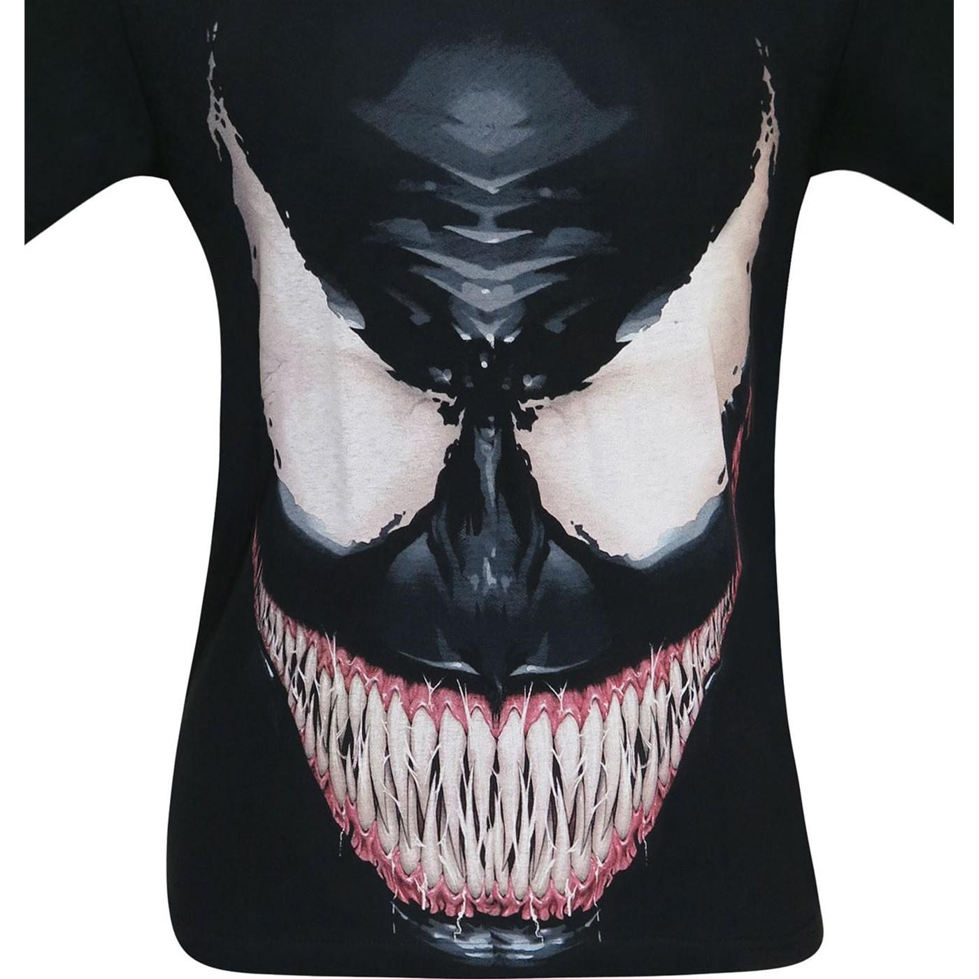 Venom Sinister Smile Men's T-Shirt
