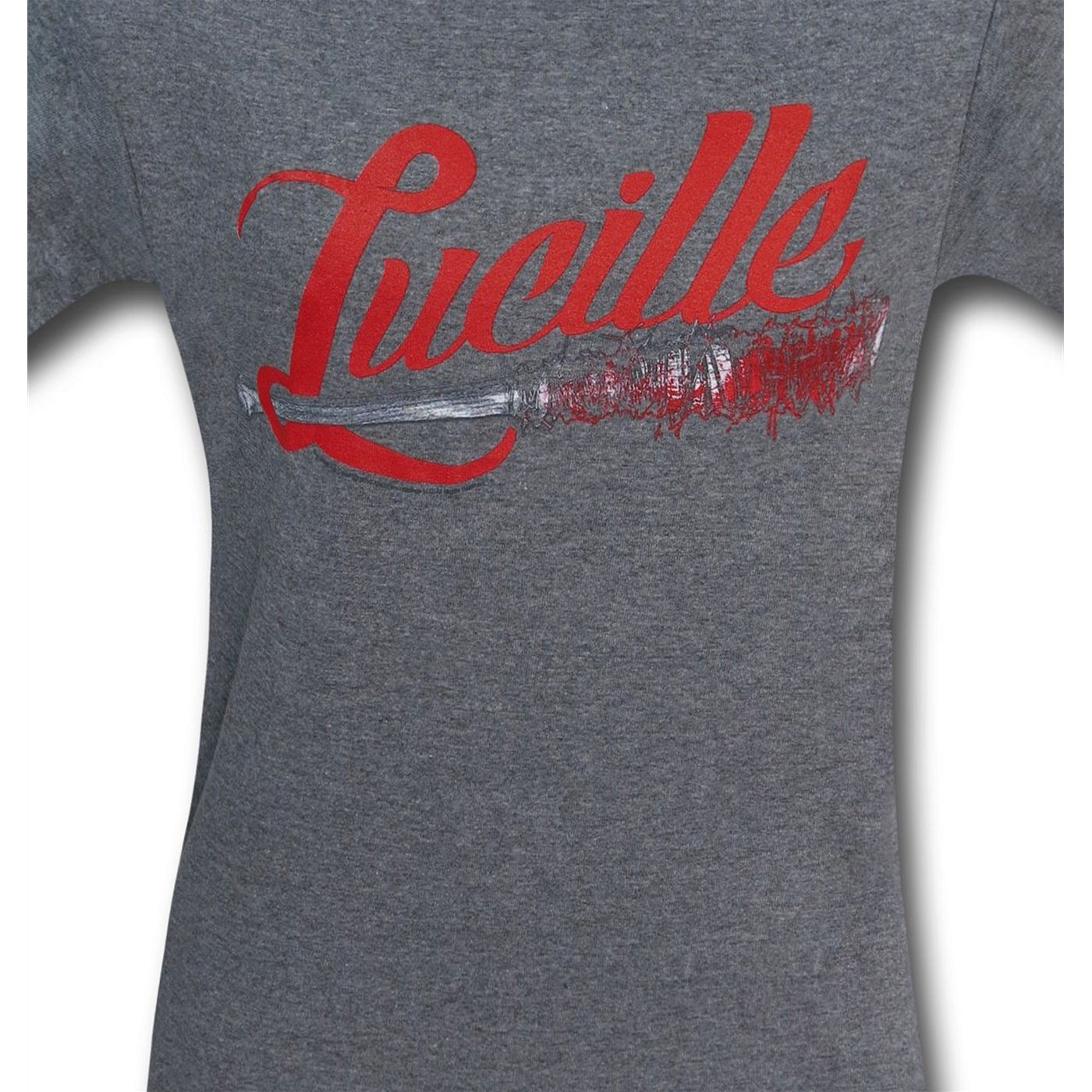 Walking Dead Lucille The Baseball Bat Men's T-Shirt