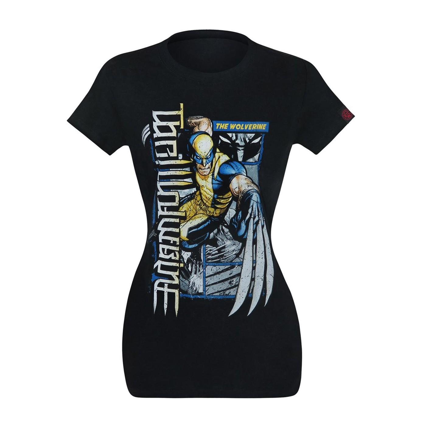 The Wolverine Ambigram Women's T-Shirt