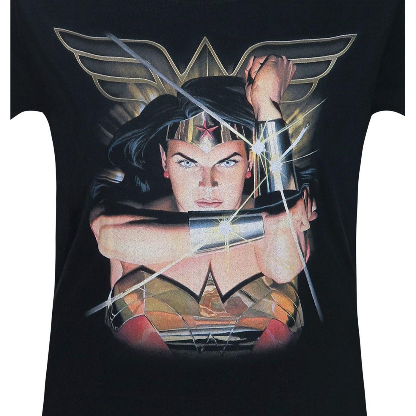 Wonder Woman Deflect Women's T-Shirt