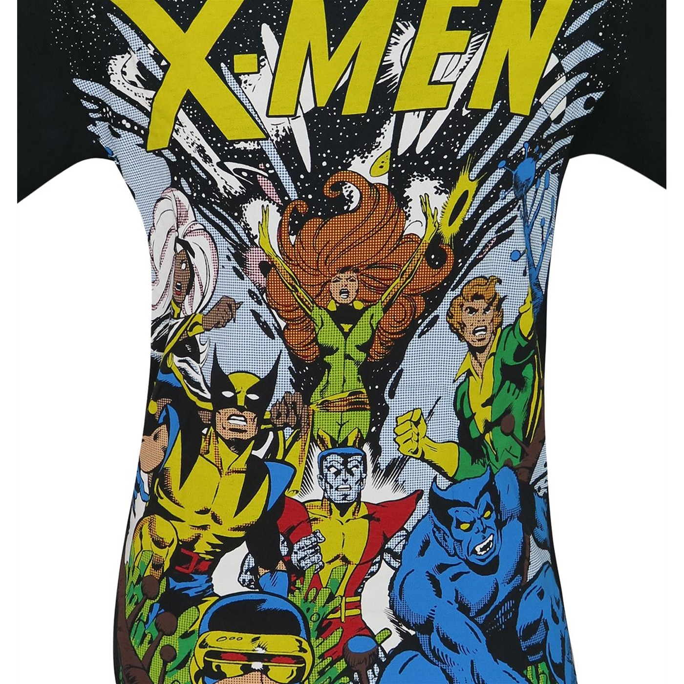 X-Men The All New Sublimation 30 Single T-Shirt