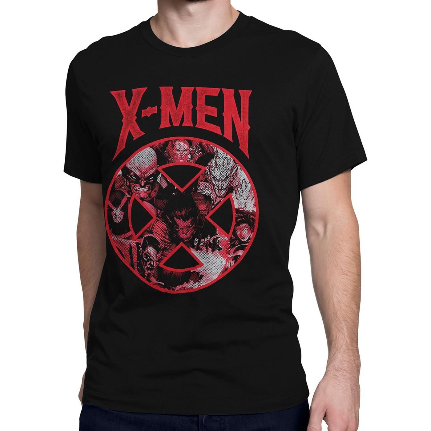 X-Men Join The Revolution Men's T-Shirt