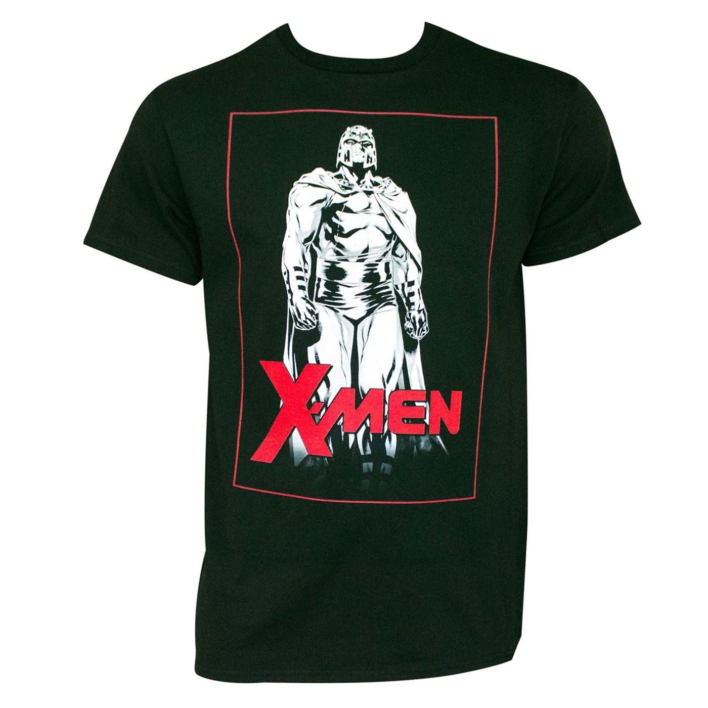 X-Men The Powerful Mutant Magneto Men's T-Shirt