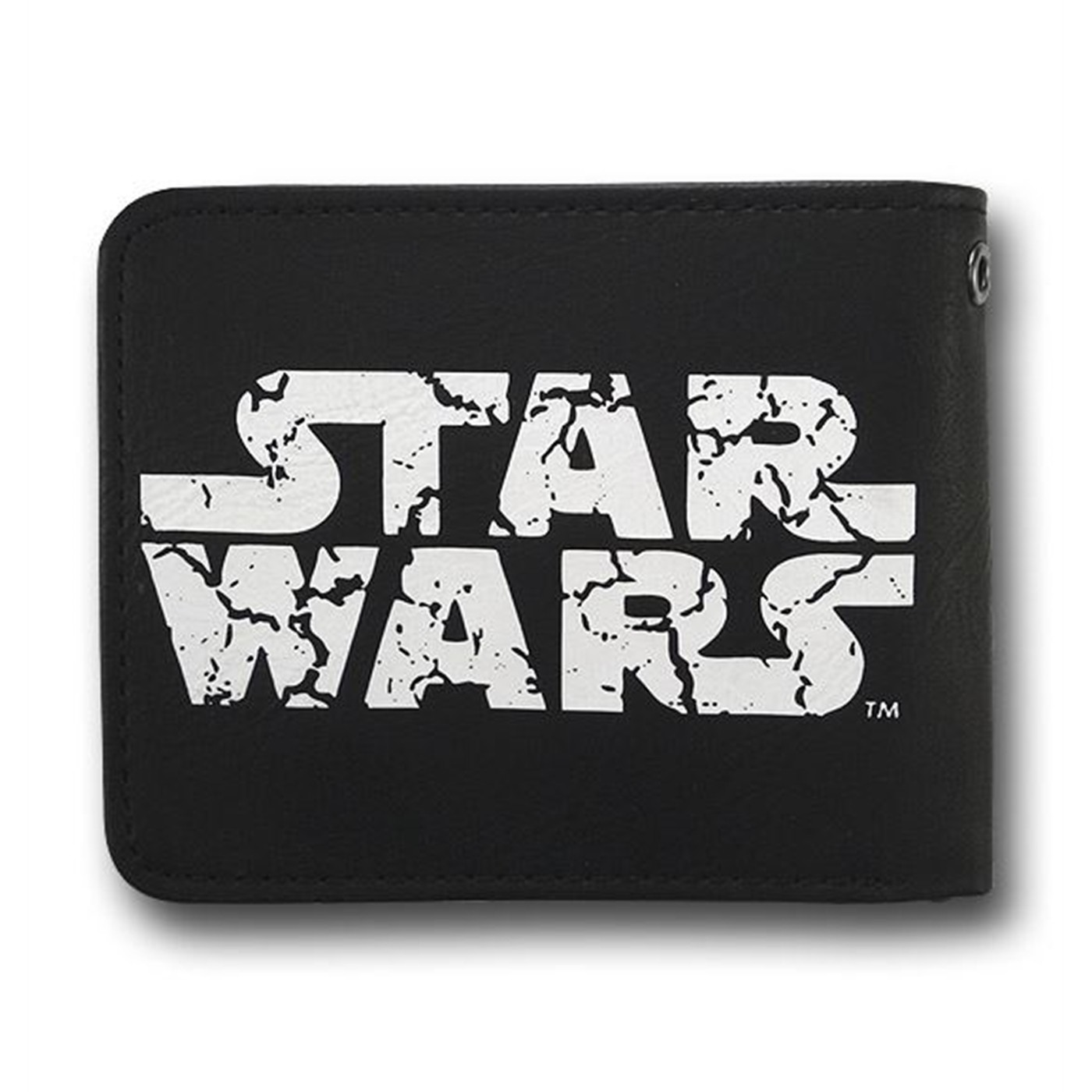 Star Wars Logo PVC Wallet