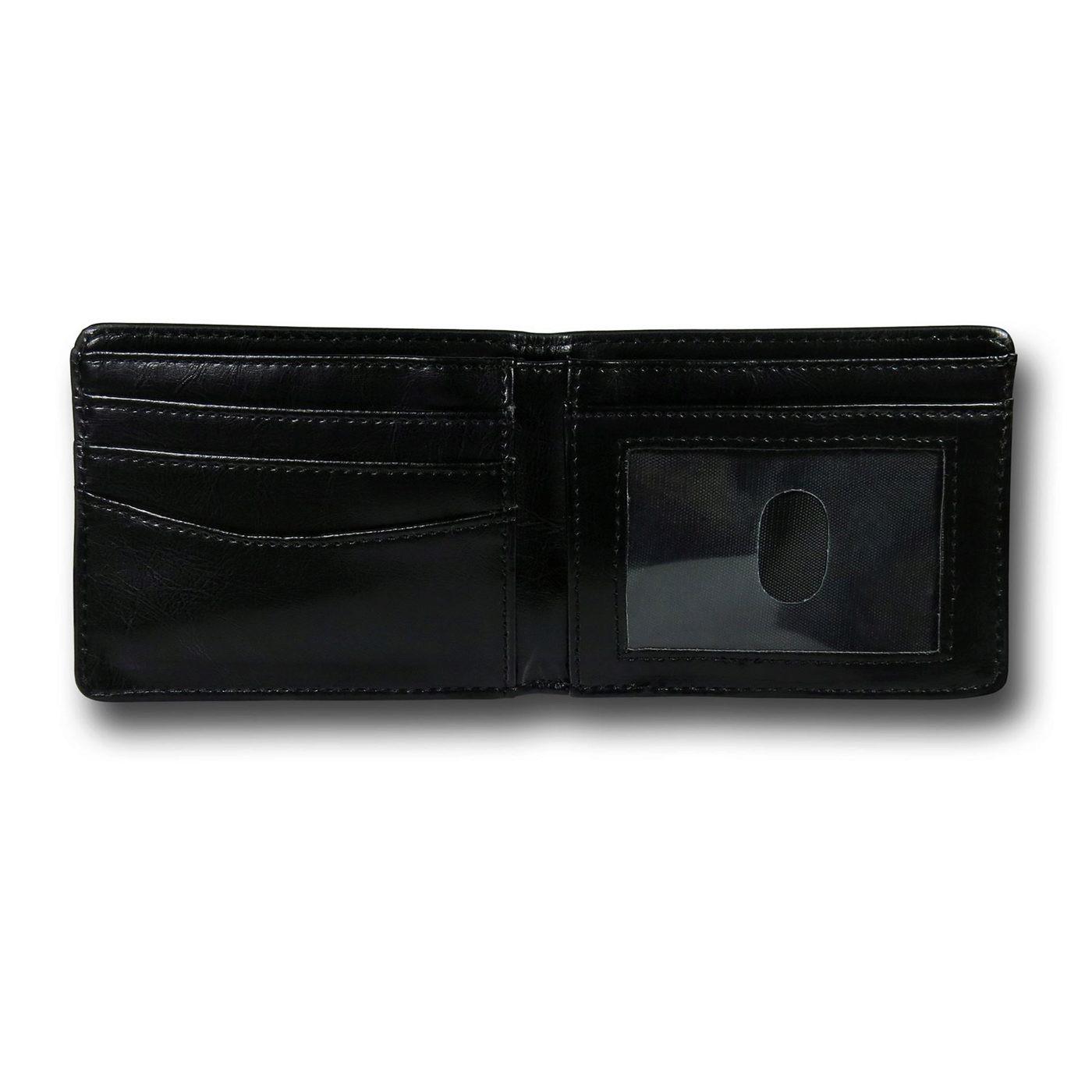 Transformers Decepticon & Crossbones Bi-Fold Wallet