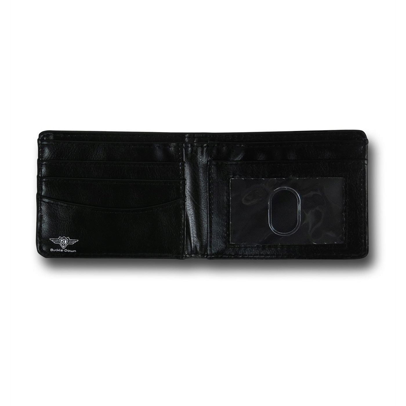 Joker Cards HA HA Men's Bi-Fold Wallet
