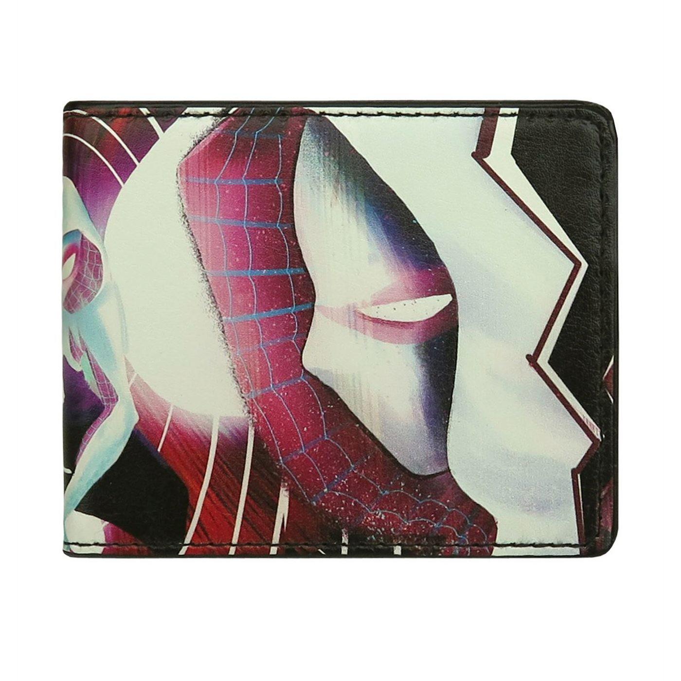 Spider Gwen Bi-Fold Wallet