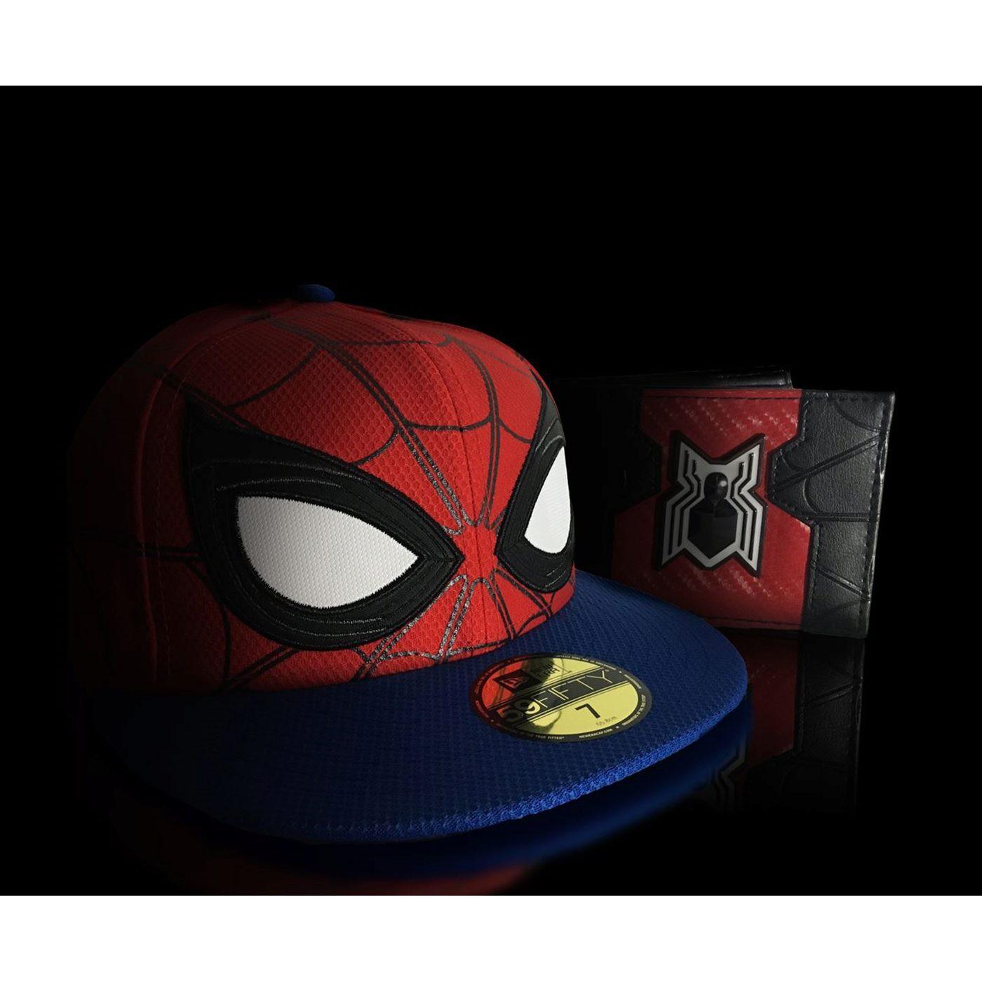 Spider-Man Homecoming Symbol Bi-Fold Wallet