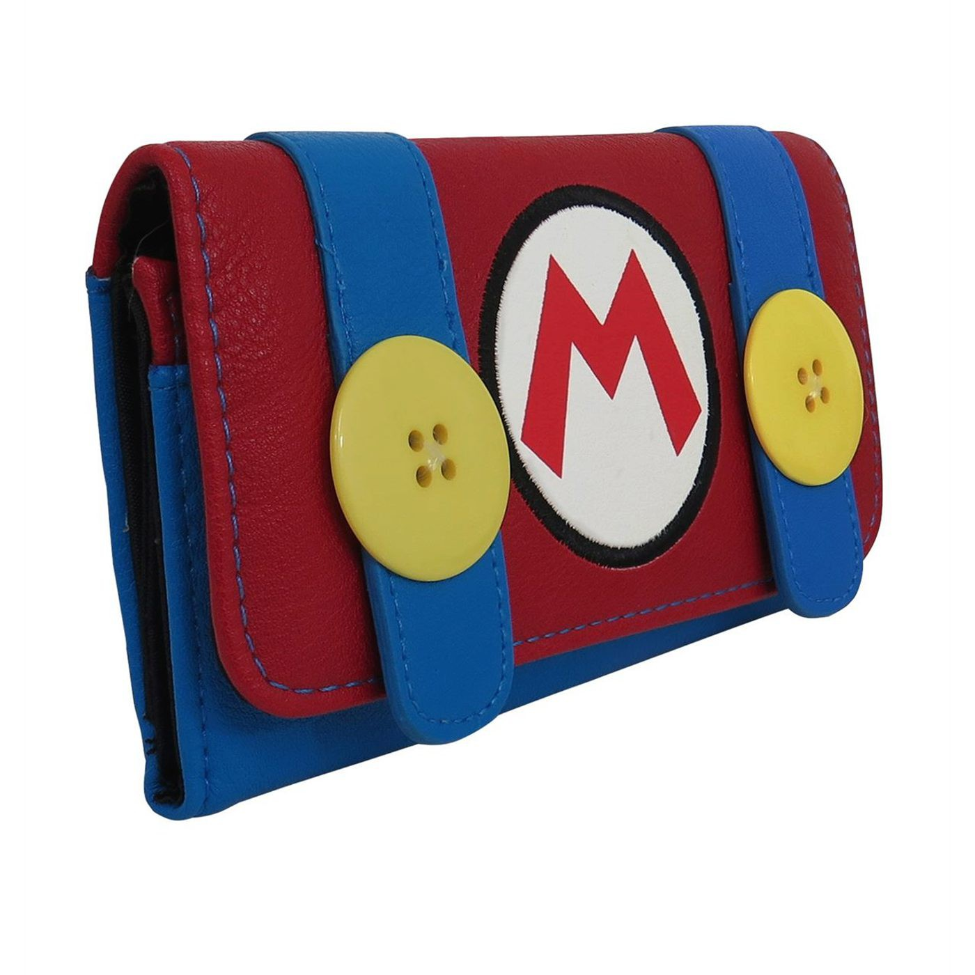 Nintendo Mario Bros.Coveralls Women's Wallet