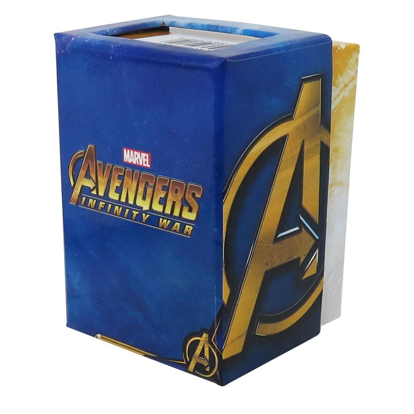 Avengers Infinity War Infinity Gauntlet Watch