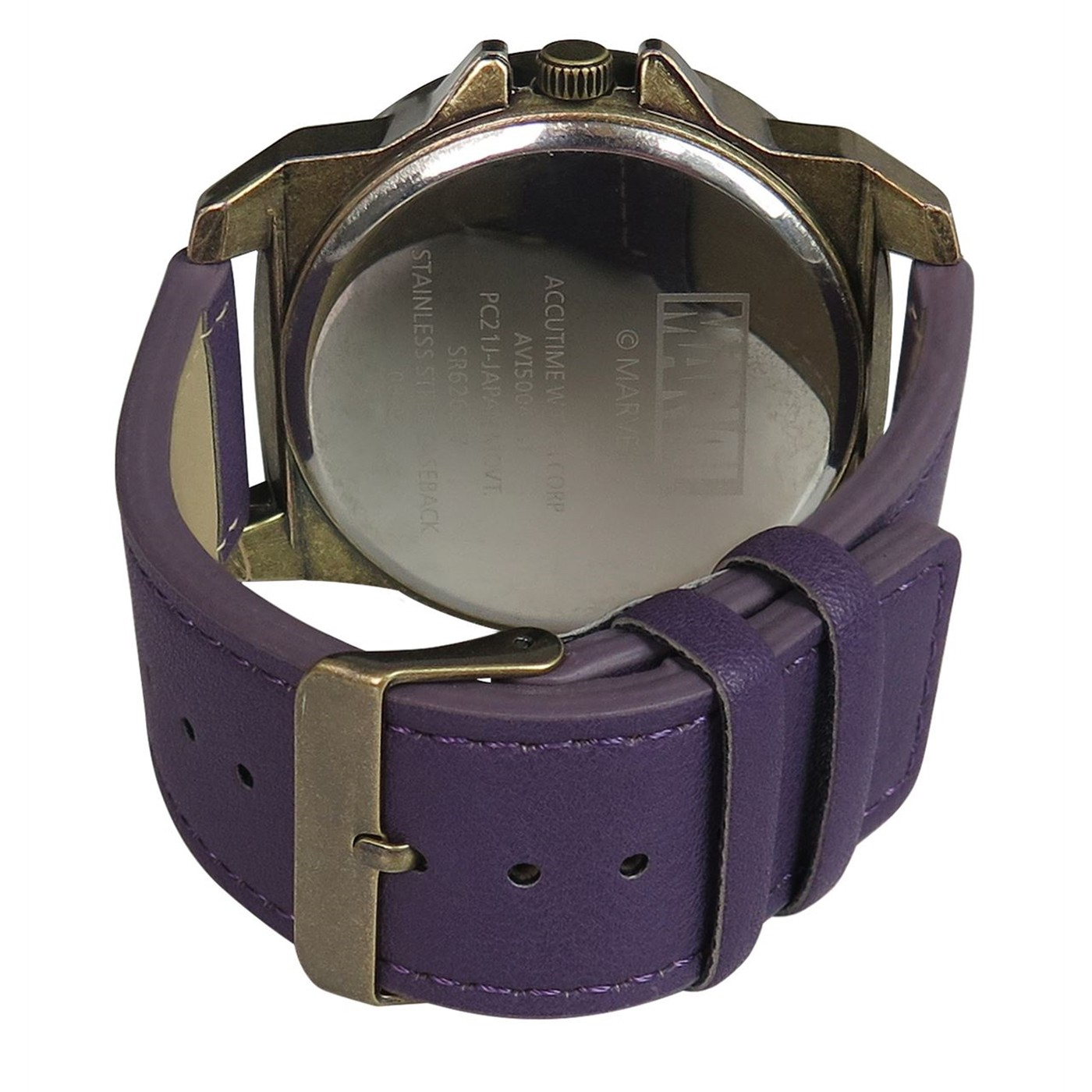 Infinity War Gauntlet Watch with Adjustable Strap