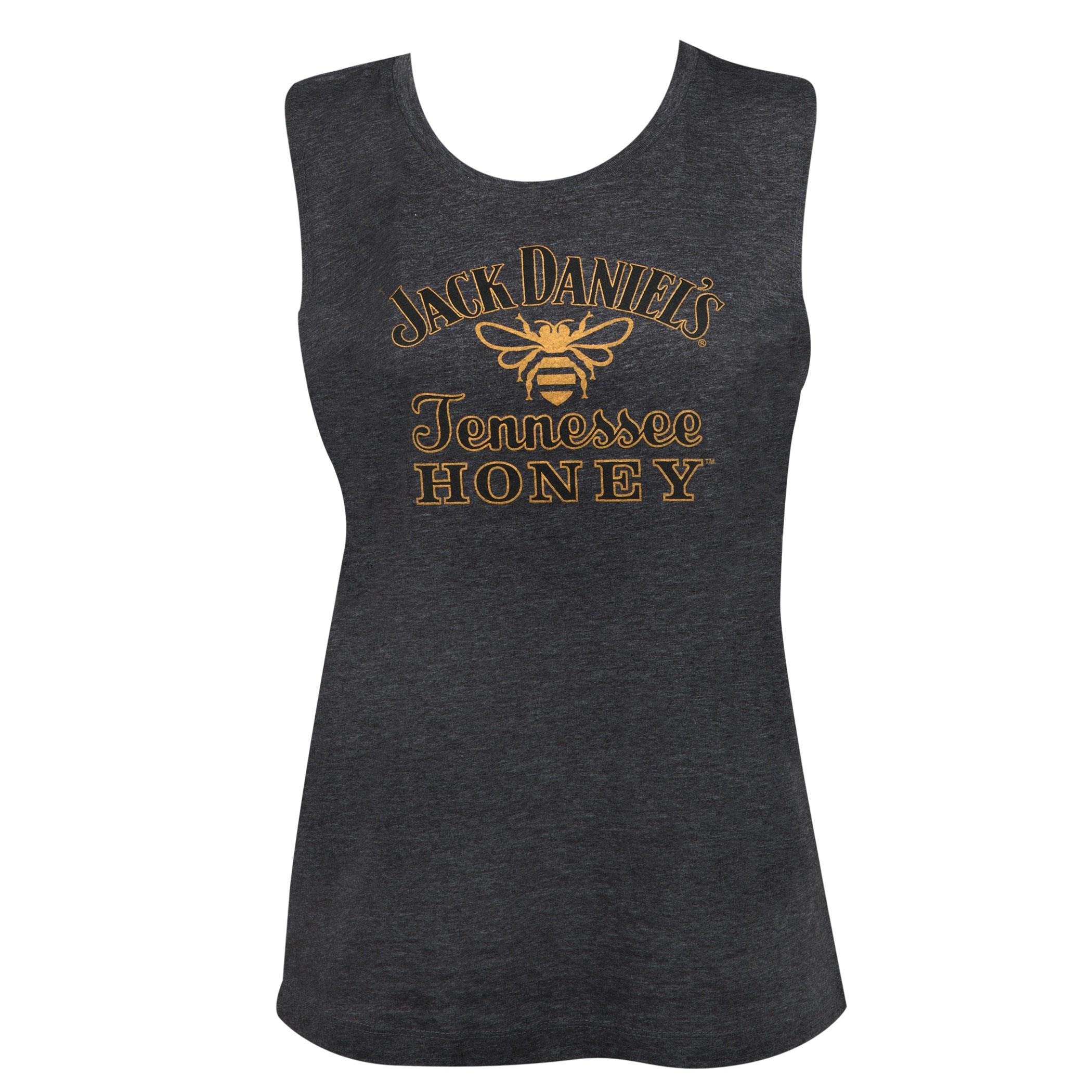 Jack Daniel's Tennessee Honey Women's Muscle Tank